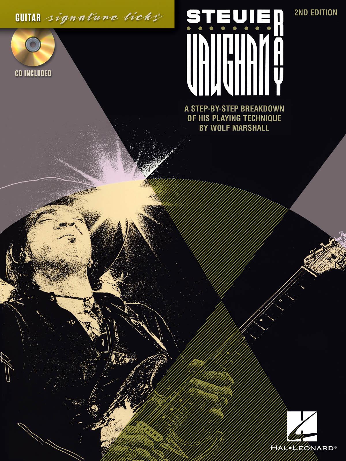 Stevie Ray Vaughan: Stevie Ray Vaughan: Step By Step breakdown: Guitar Solo: