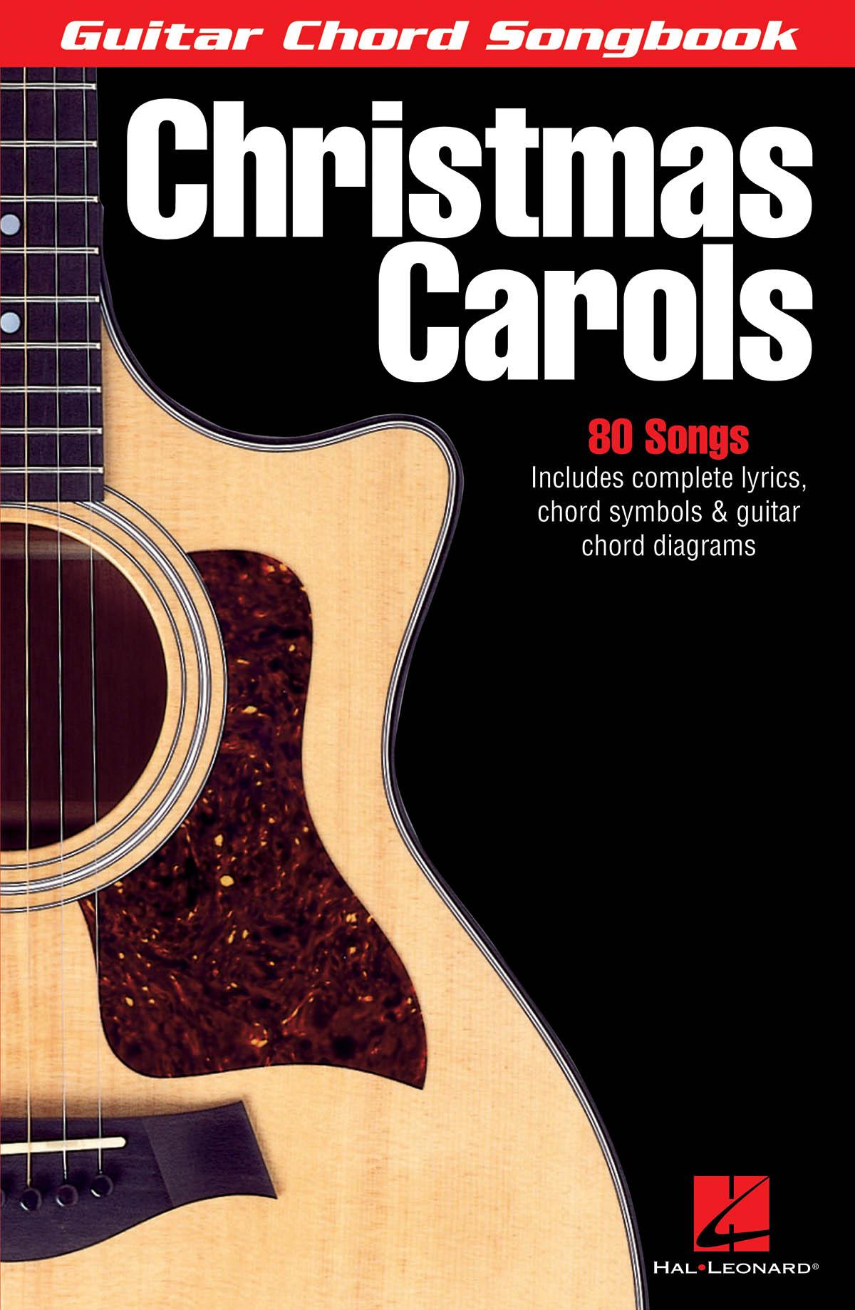 Guitar Chord Songbook: Christmas Carols: Guitar Solo: Instrumental Album