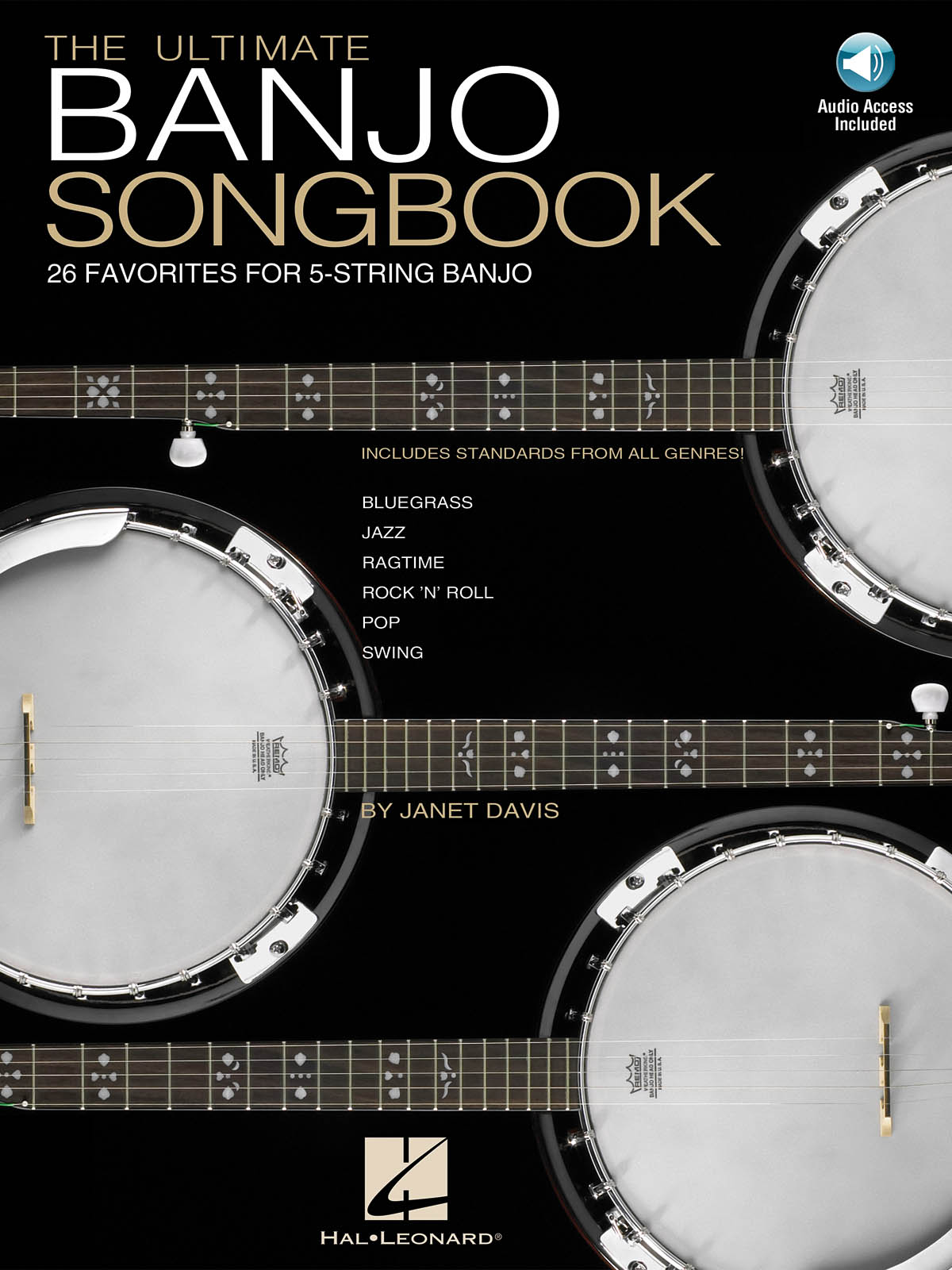 The Ultimate Banjo Songbook: Banjo: Instrumental Album