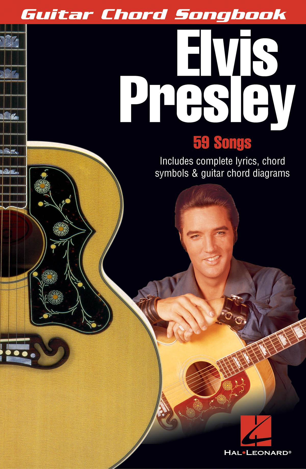 Elvis Presley: Elvis Presley: Guitar Solo: Artist Songbook