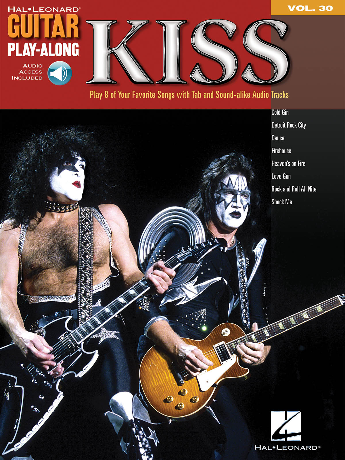 KISS: Kiss: Guitar Solo: Instrumental Album