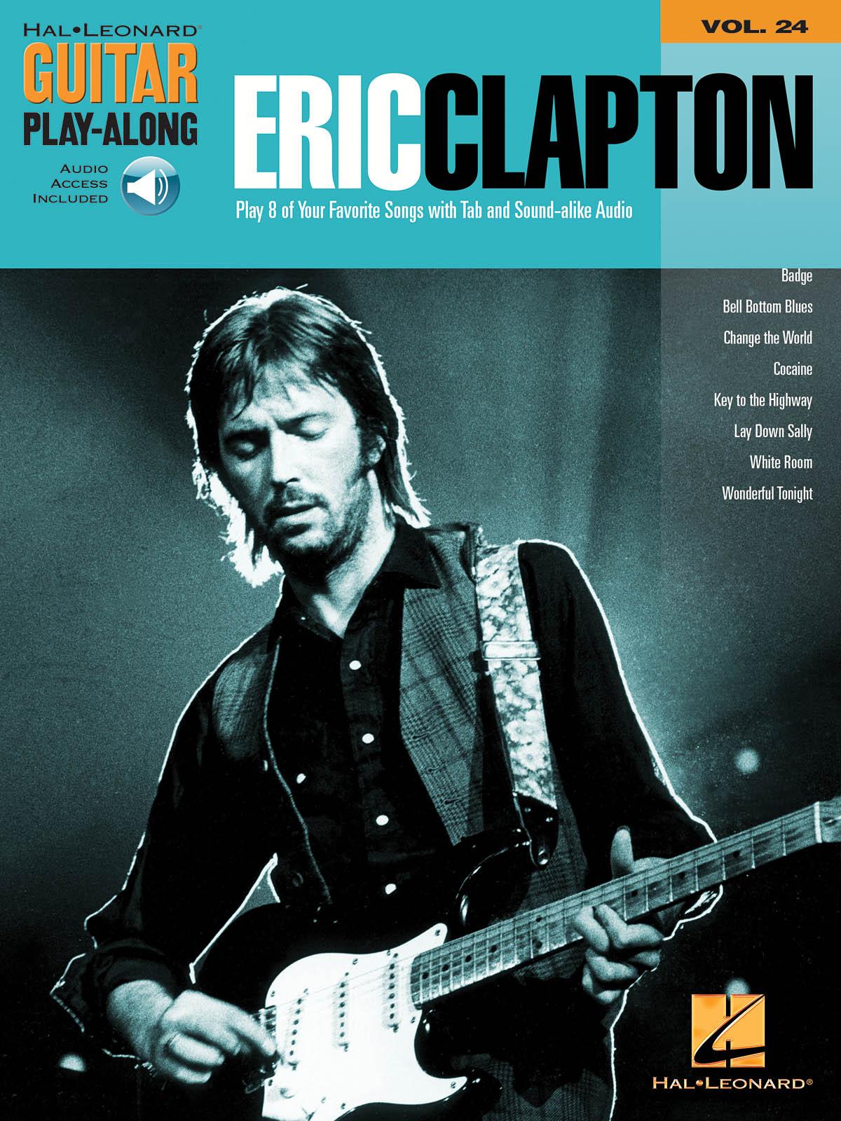 Eric Clapton: Eric Clapton: Guitar Solo: Instrumental Album