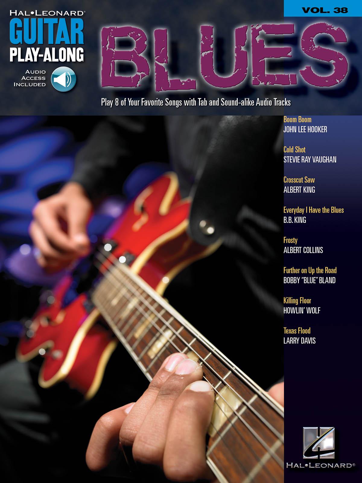 Blues: Guitar Solo: Instrumental Album