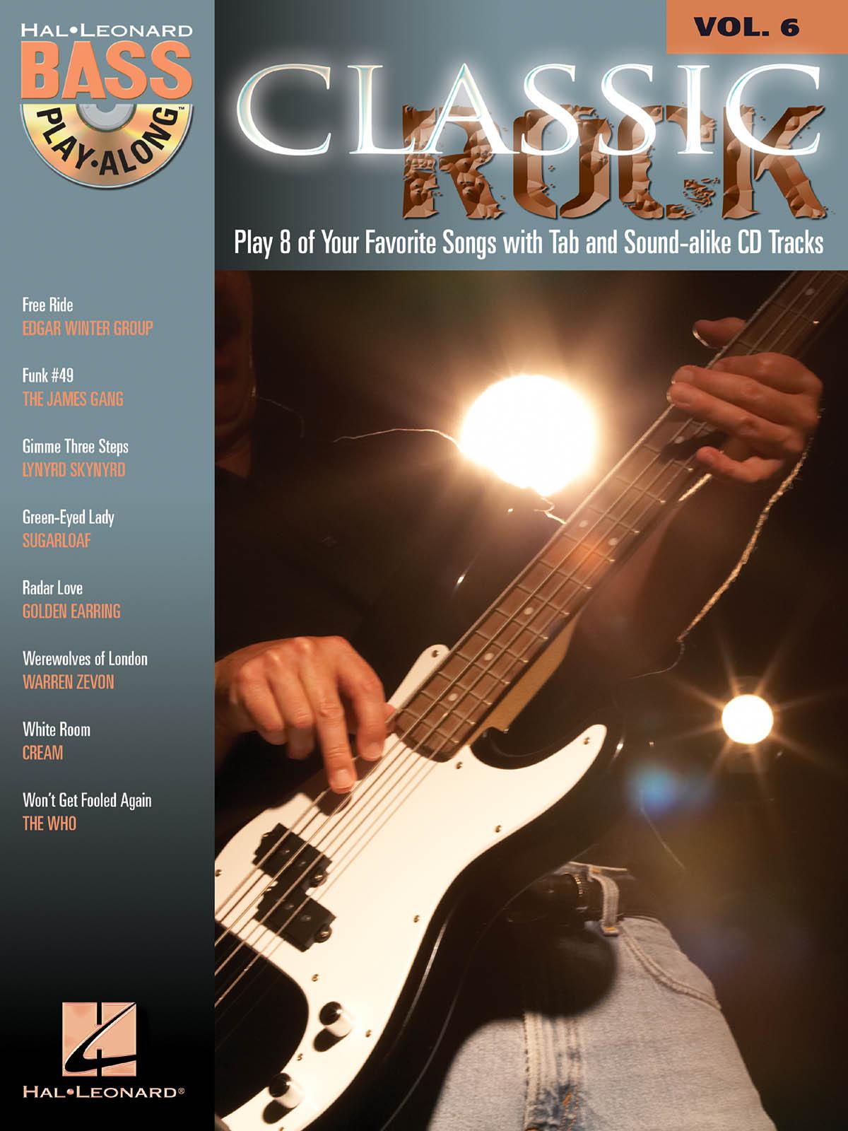 Classic Rock: Bass Guitar Solo: Instrumental Album