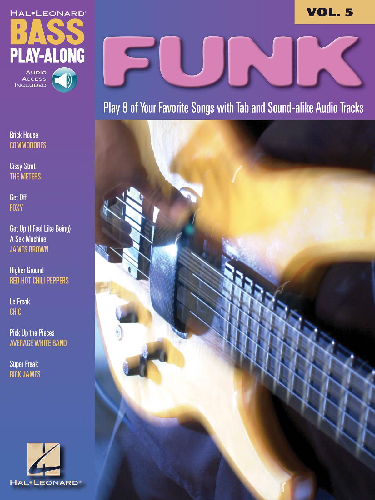 Funk: Bass Guitar Solo: Instrumental Tutor