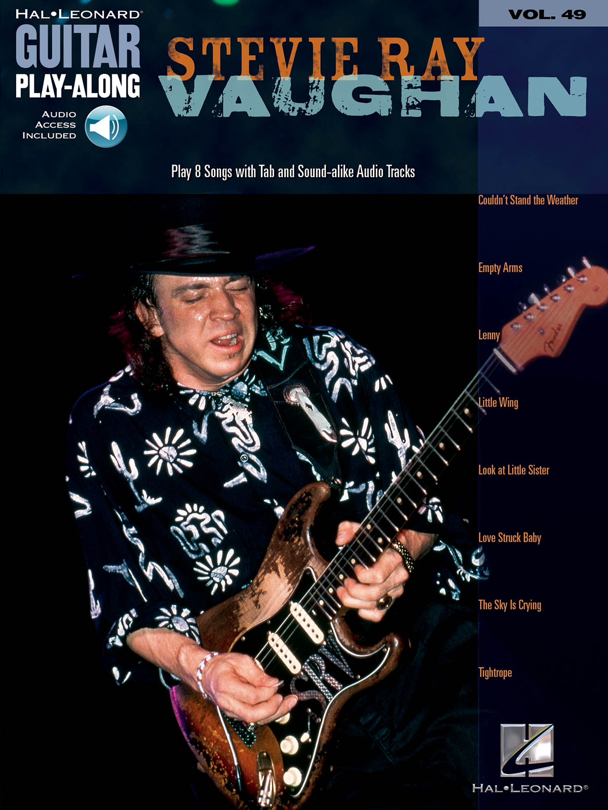 Stevie Ray Vaughan: Stevie Ray Vaughan: Guitar Solo: Instrumental Album