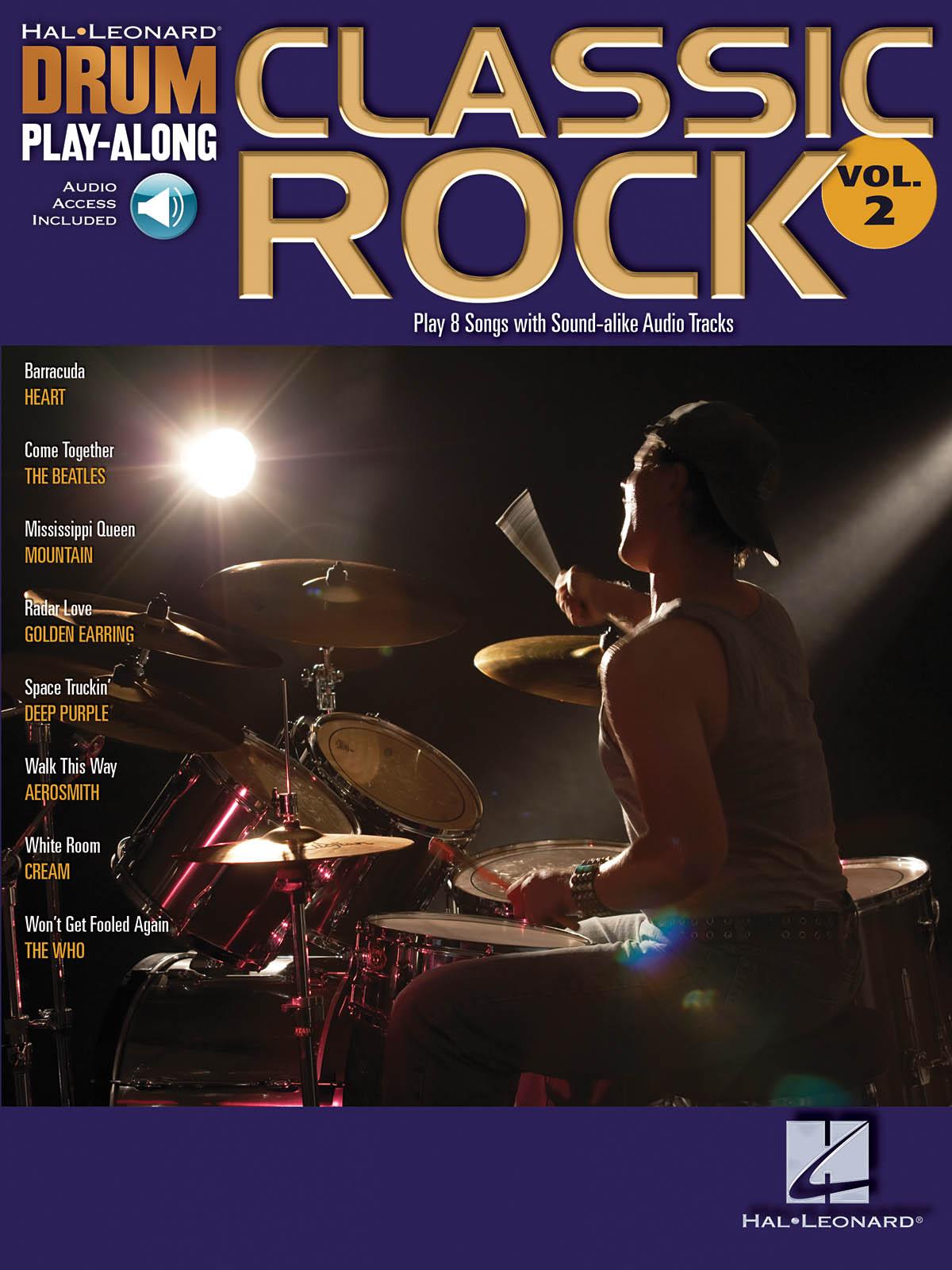 Classic Rock: Drums: Instrumental Album
