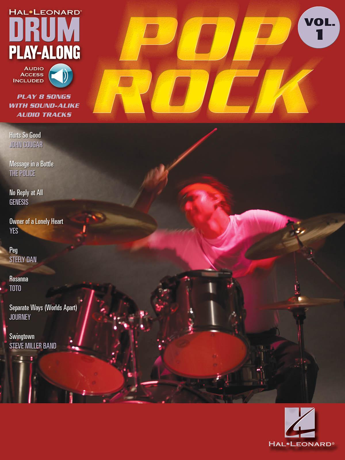Pop/Rock: Drums