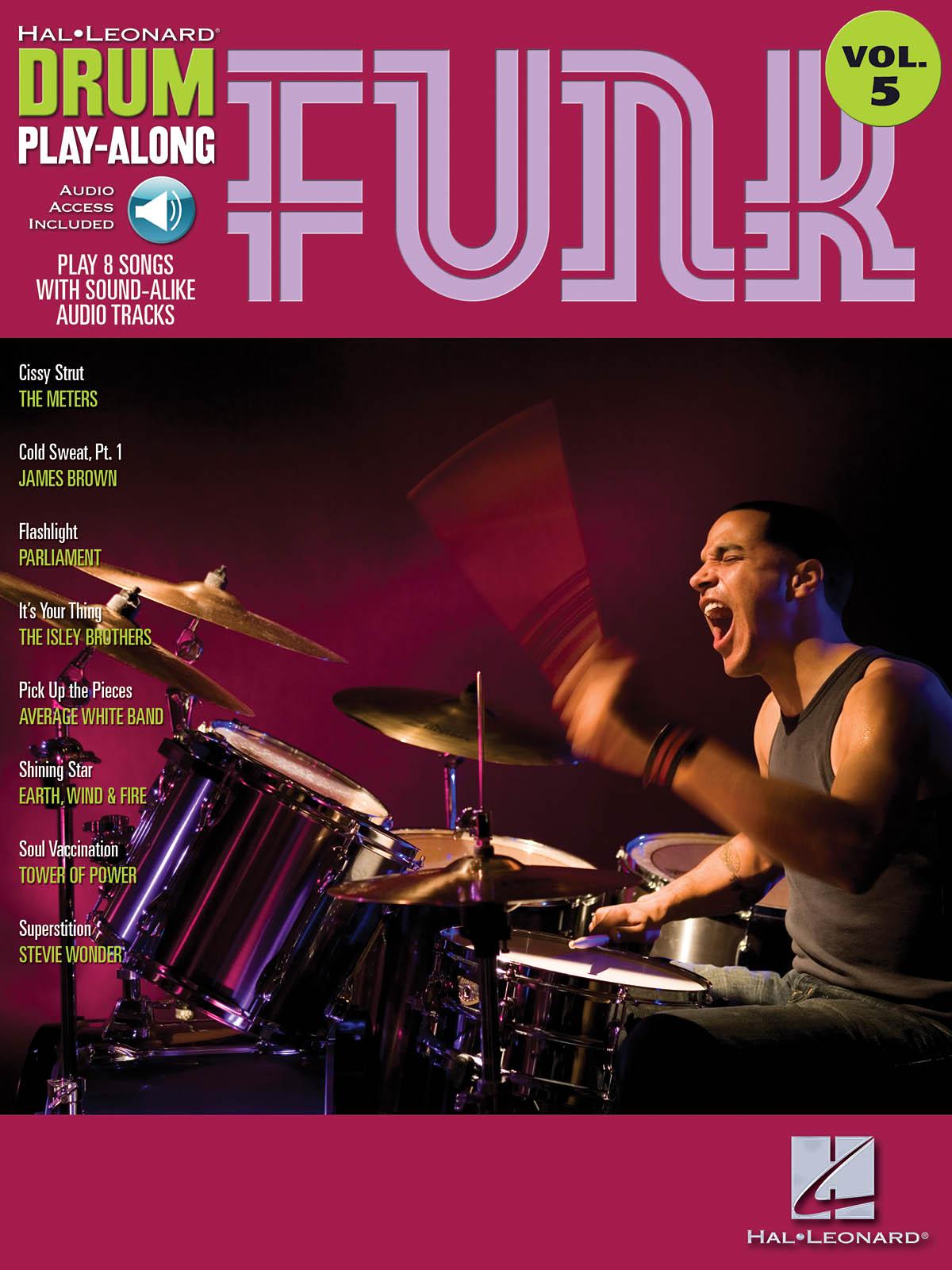Funk: Drums: Instrumental Album