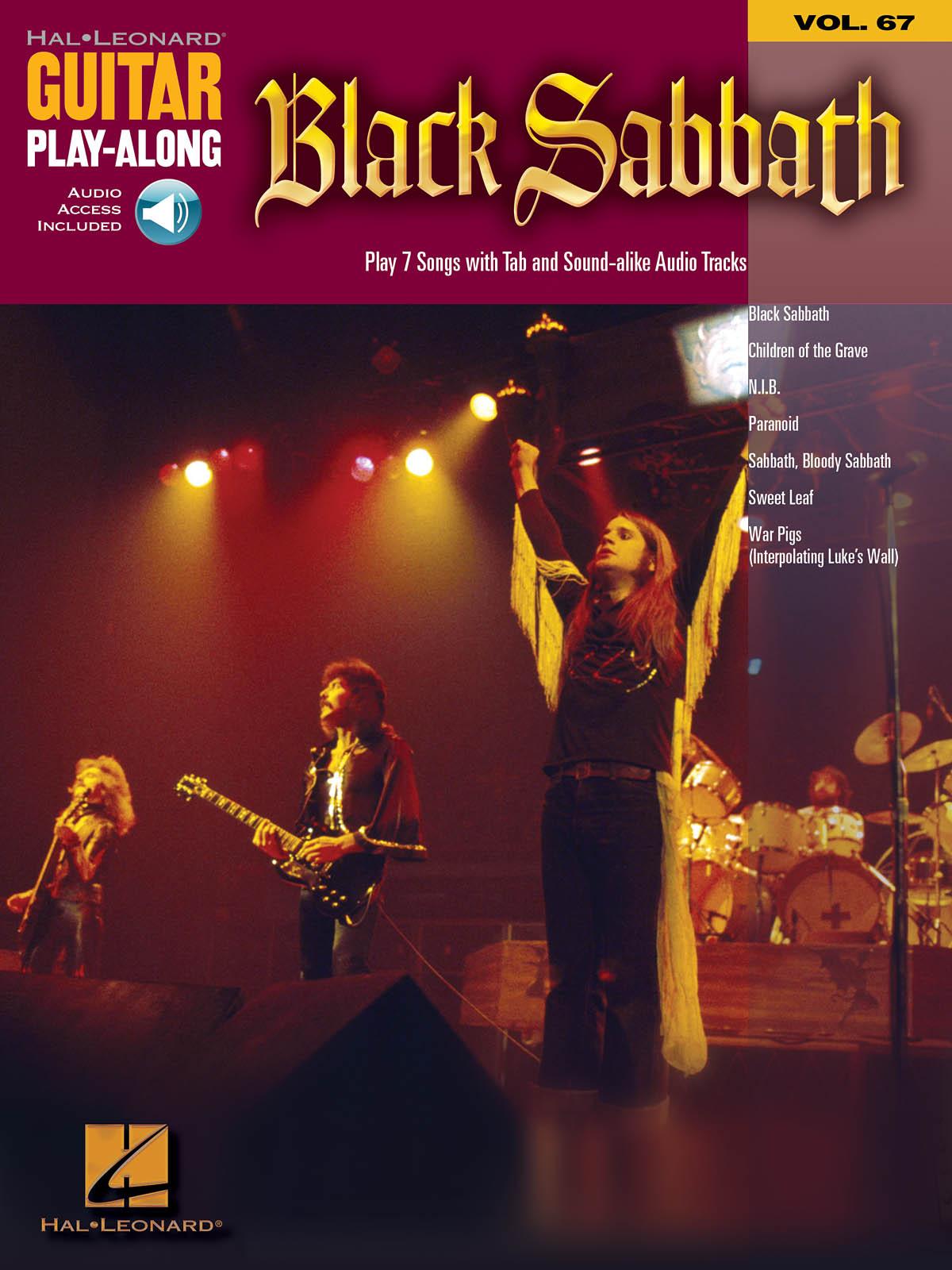 Howard Epstein: Black Sabbath: Guitar Solo: Instrumental Album