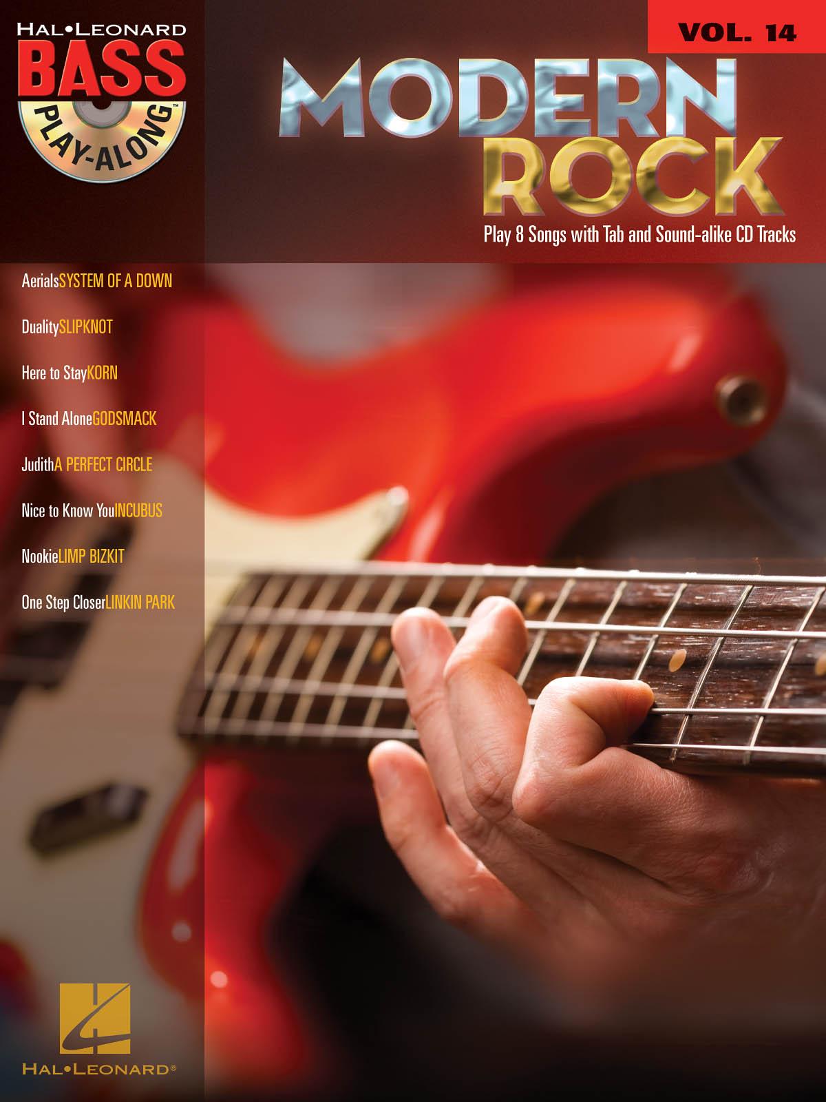 Modern Rock: Bass Guitar Solo: Instrumental Album
