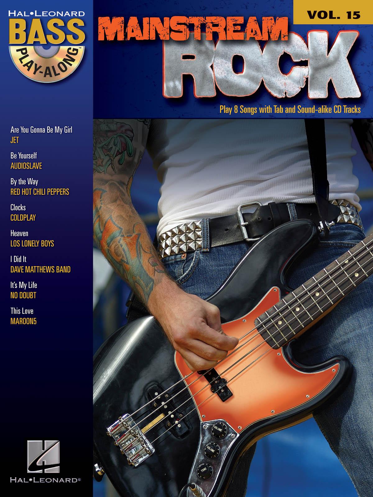 Mainstream Rock: Bass Guitar Solo: Instrumental Album