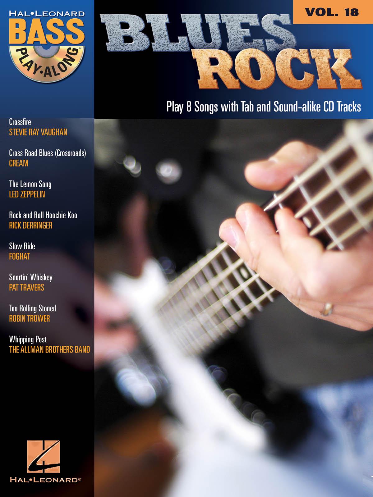 Blues Rock: Bass Guitar Solo: Instrumental Album