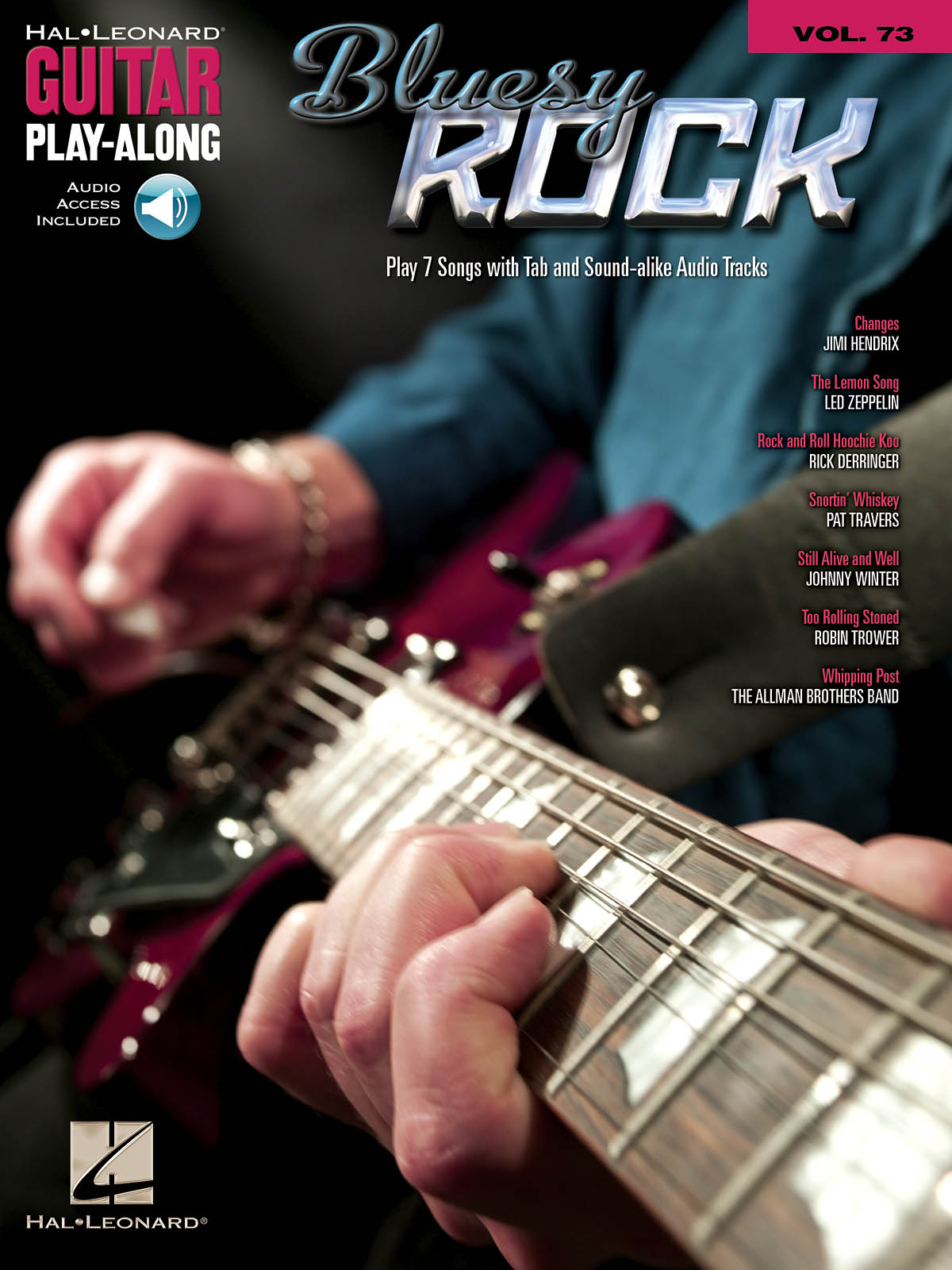 Bluesy Rock: Guitar Solo: Instrumental Album