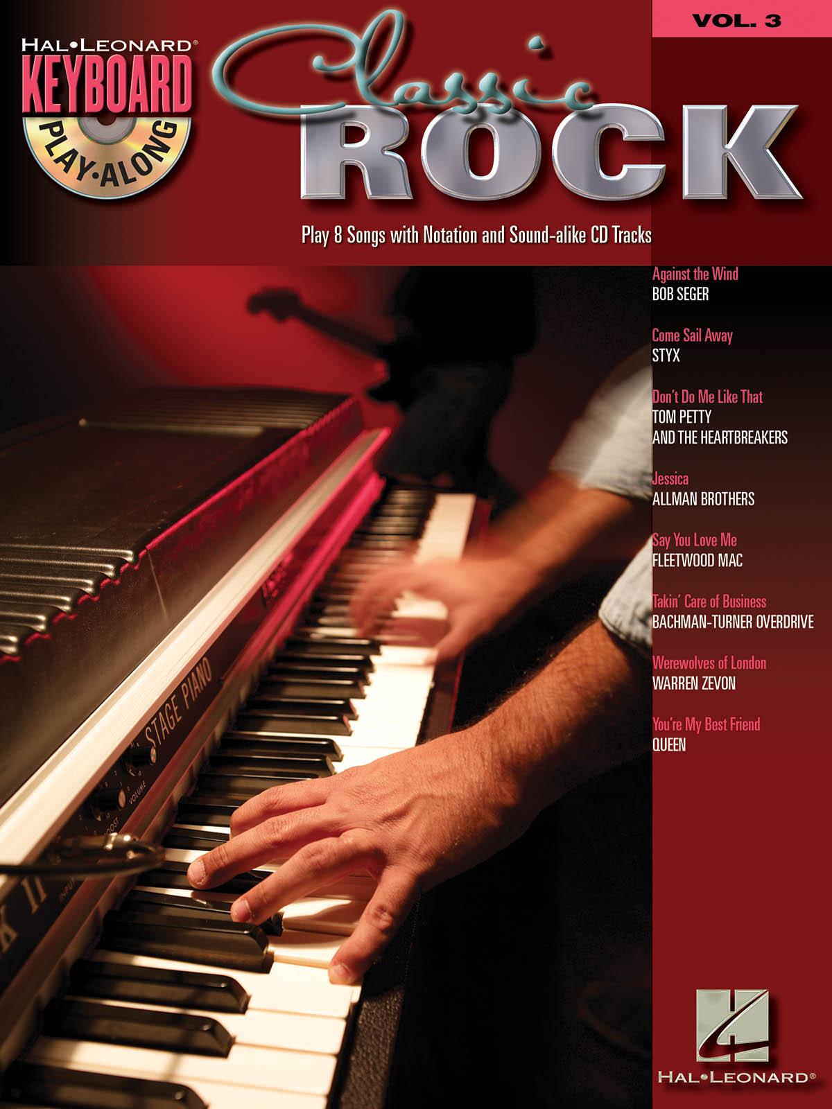 Classic Rock: Keyboard: Instrumental Album