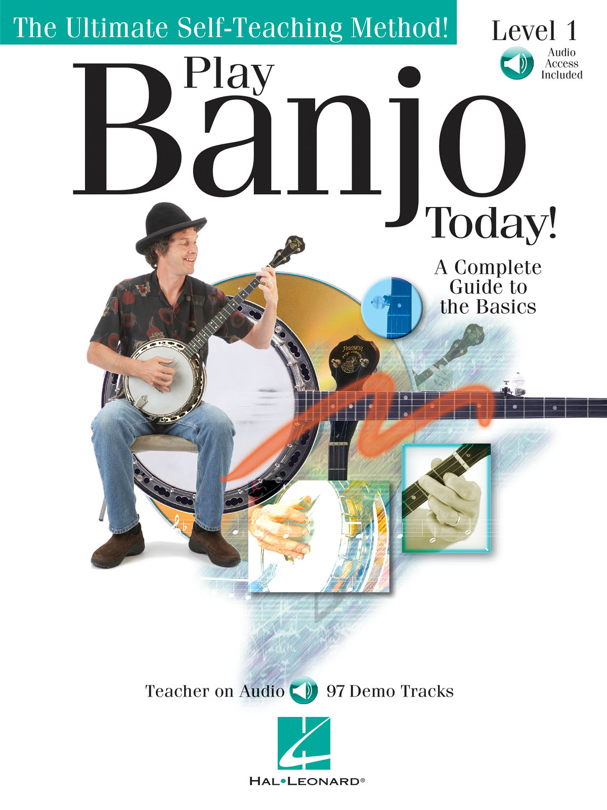 Play Banjo Today! Level One: Banjo: Instrumental Tutor