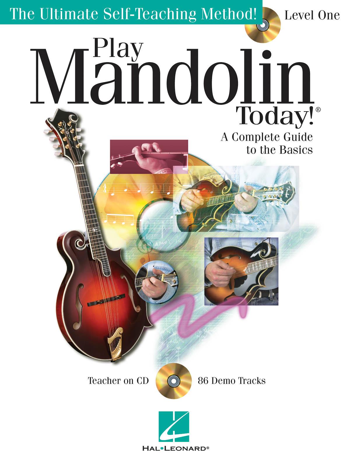 Play Mandolin Today! - Level 1: Mandolin: Instrumental Tutor