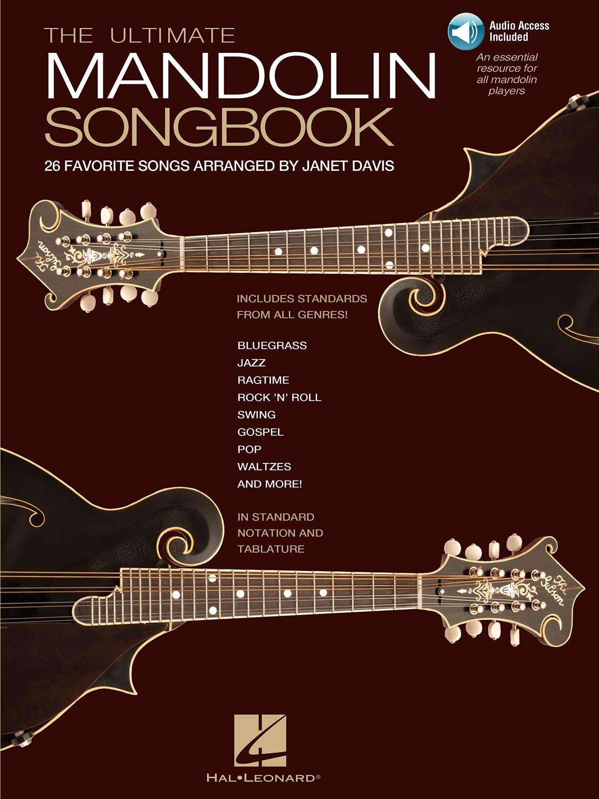 The Ultimate Mandolin Songbook: Mandolin: Instrumental Album