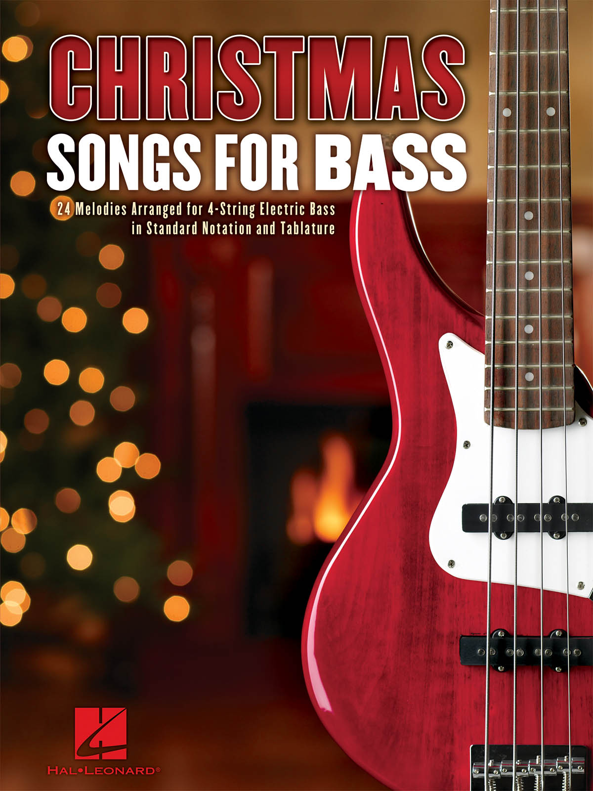 Christmas Songs For Bass: Bass Guitar Solo: Instrumental Album