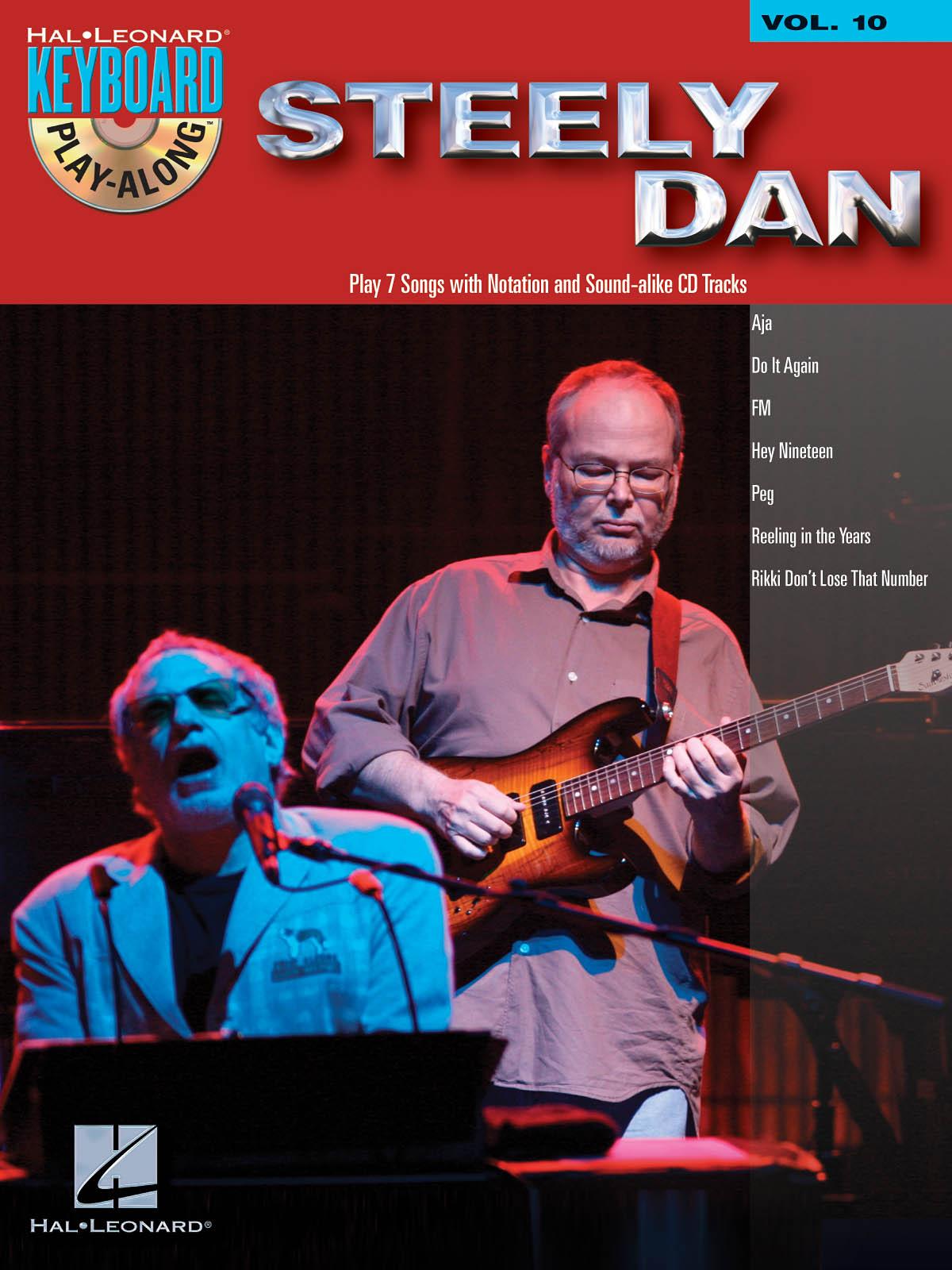Steely Dan: Steely Dan: Piano: Vocal Album