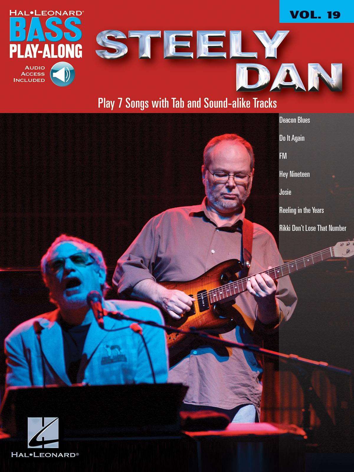 Steely Dan: Steely Dan: Bass Guitar Solo: Instrumental Album