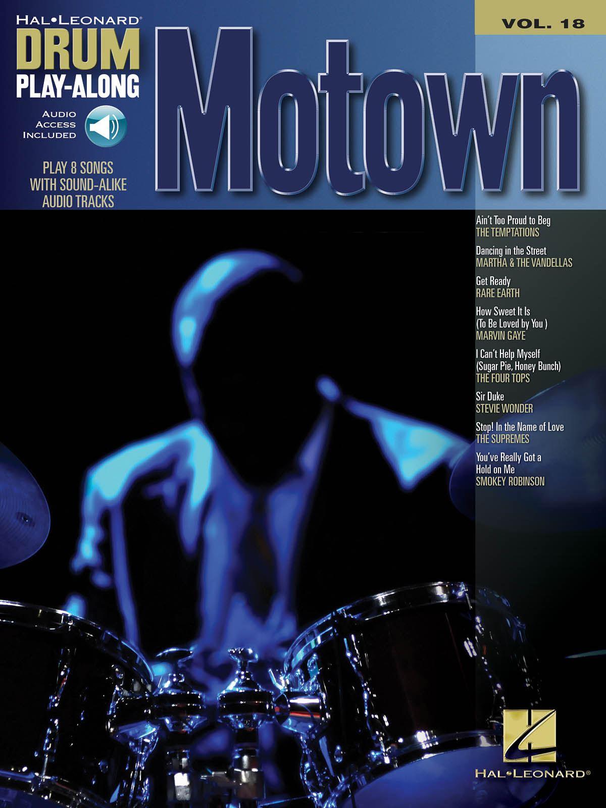Motown: Drums: Instrumental Album