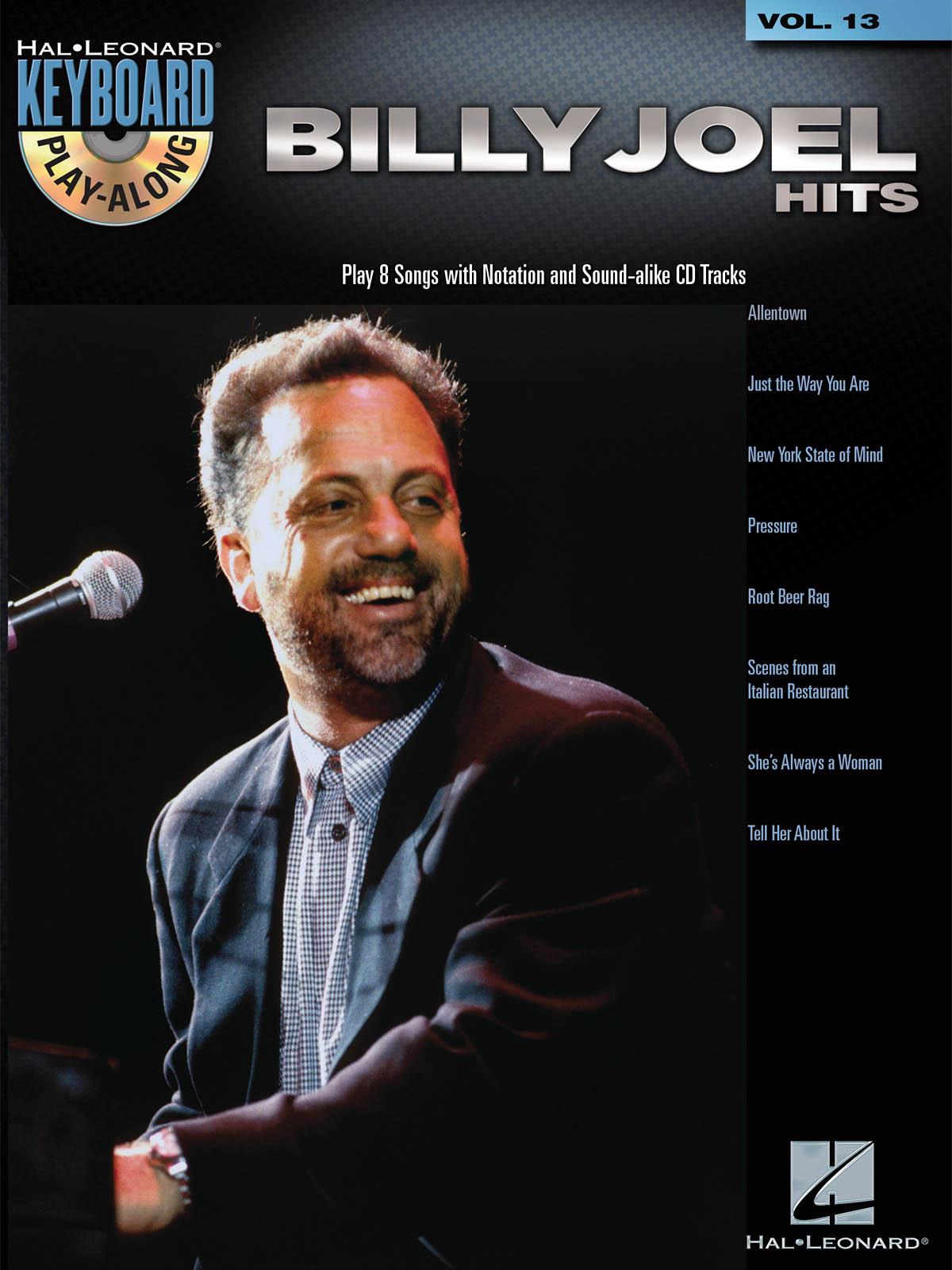 Billy Joel: Billy Joel - Hits: Keyboard: Vocal Album