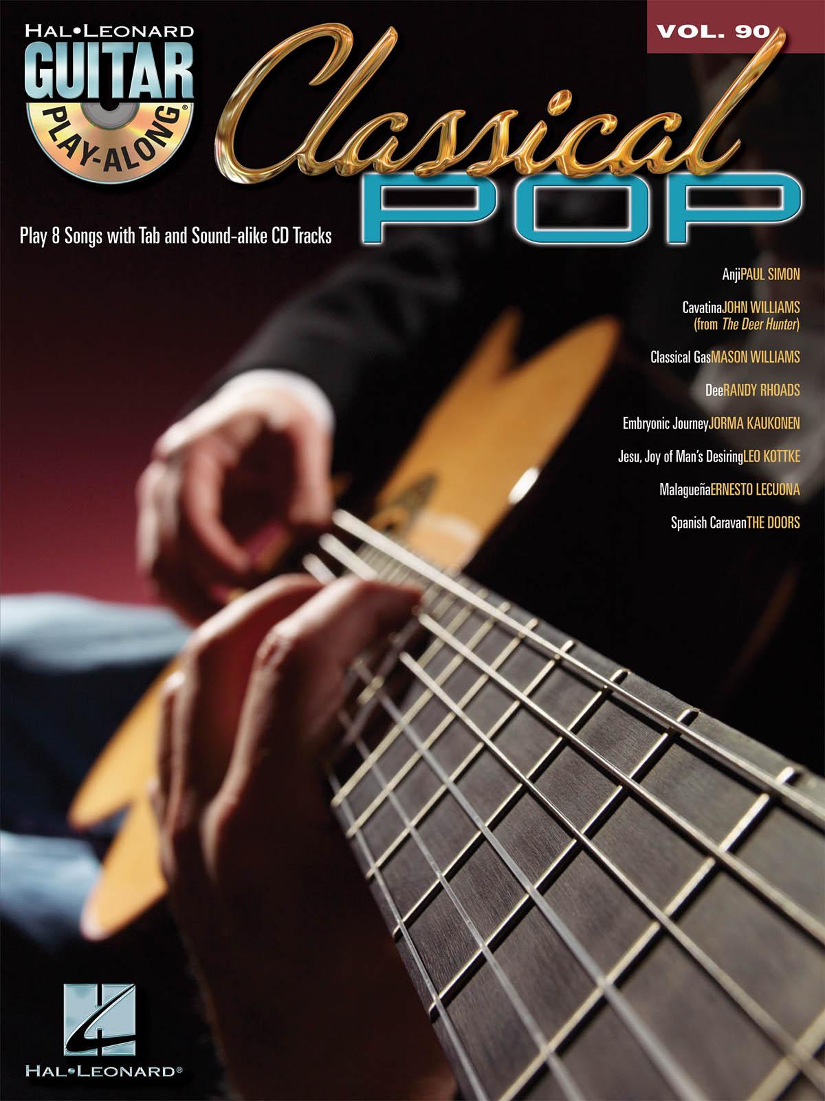 Classical Pop: Guitar Solo: Instrumental Album