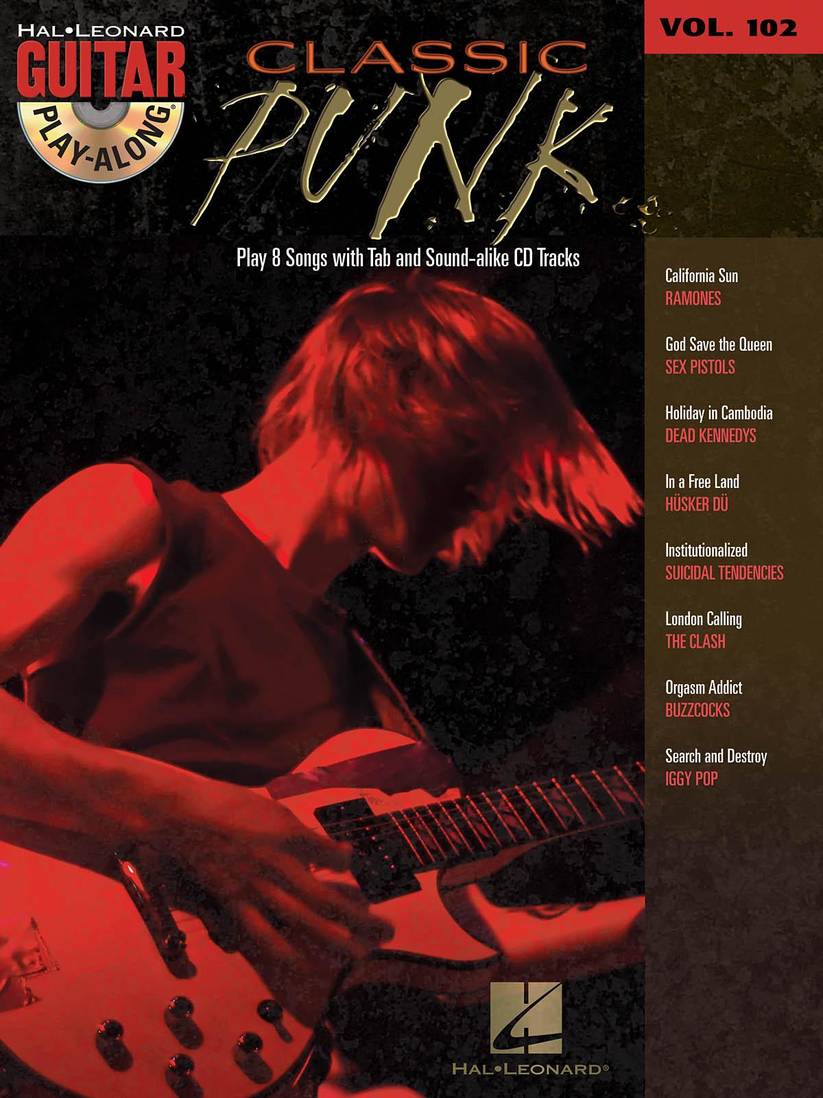Classic Punk: Guitar Solo: Instrumental Album