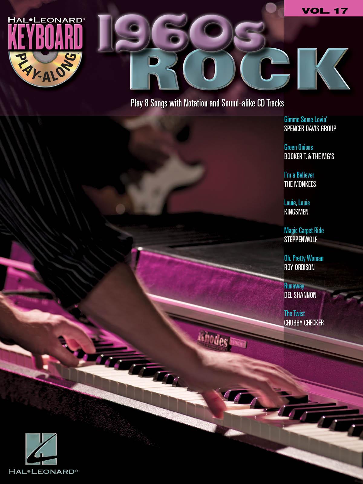 1960s Rock: Piano: Backing Tracks