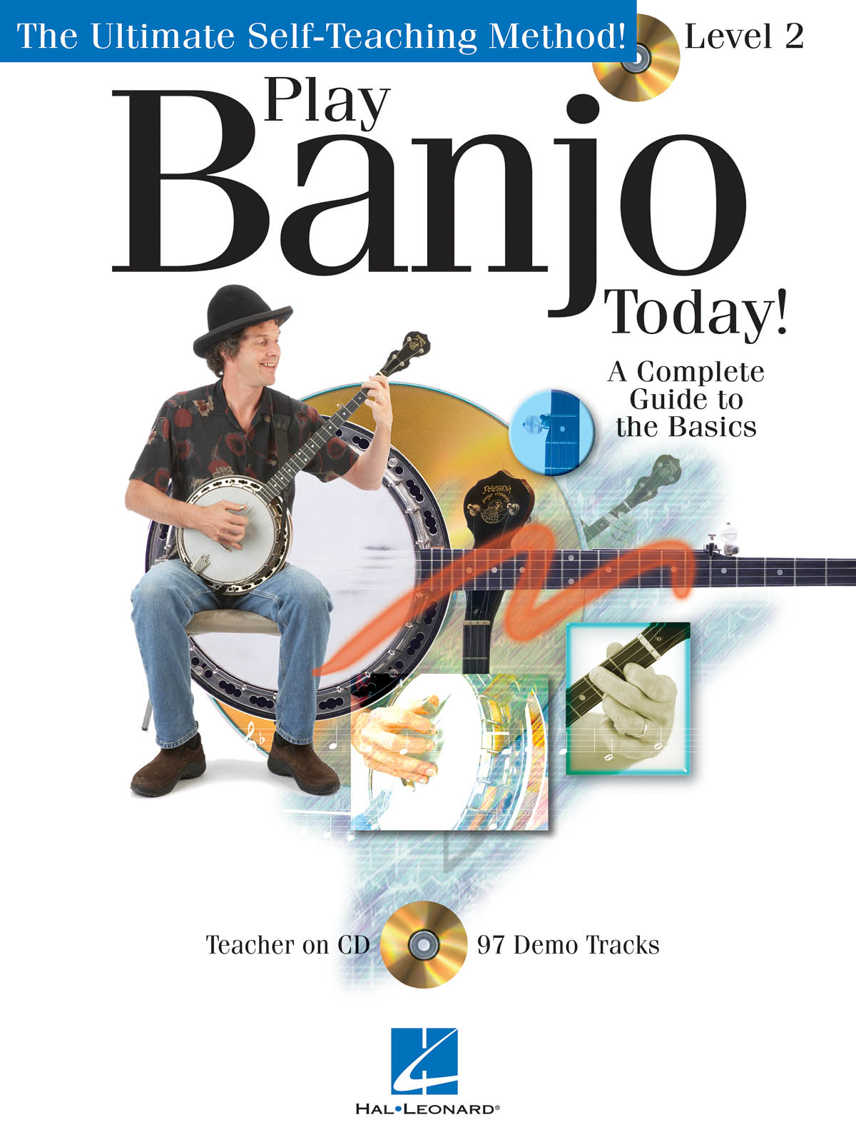 Play Banjo Today! - Level Two: Banjo: Instrumental Tutor