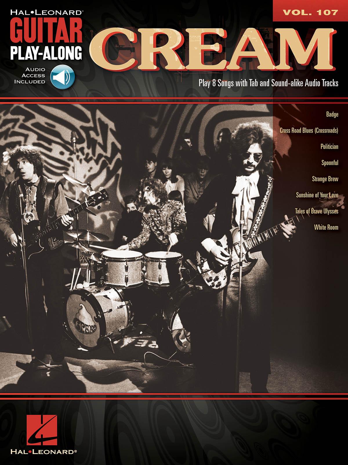 Cream: Cream: Guitar Solo: Instrumental Album