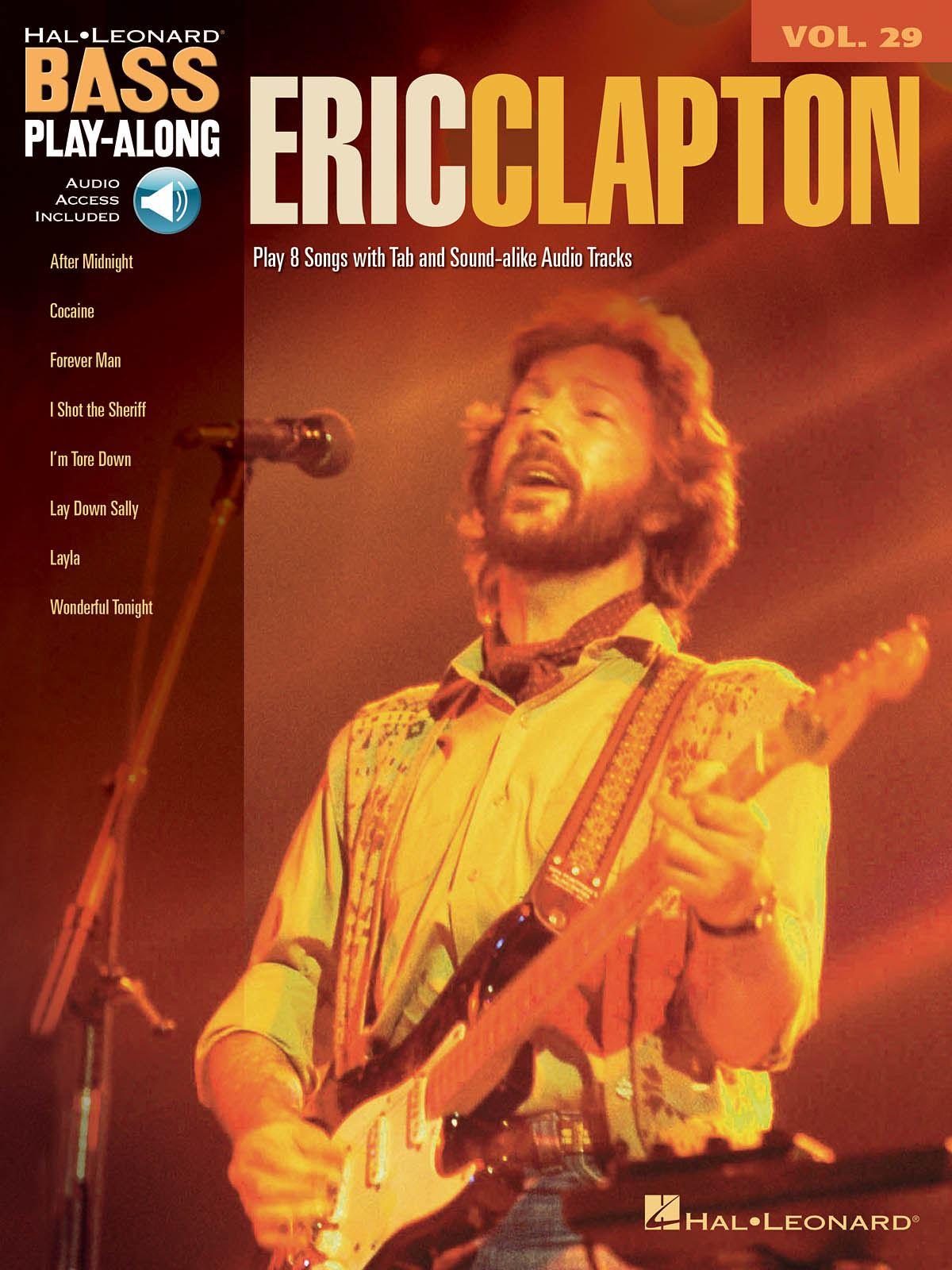 Eric Clapton: Eric Clapton: Bass Guitar Solo: Instrumental Album