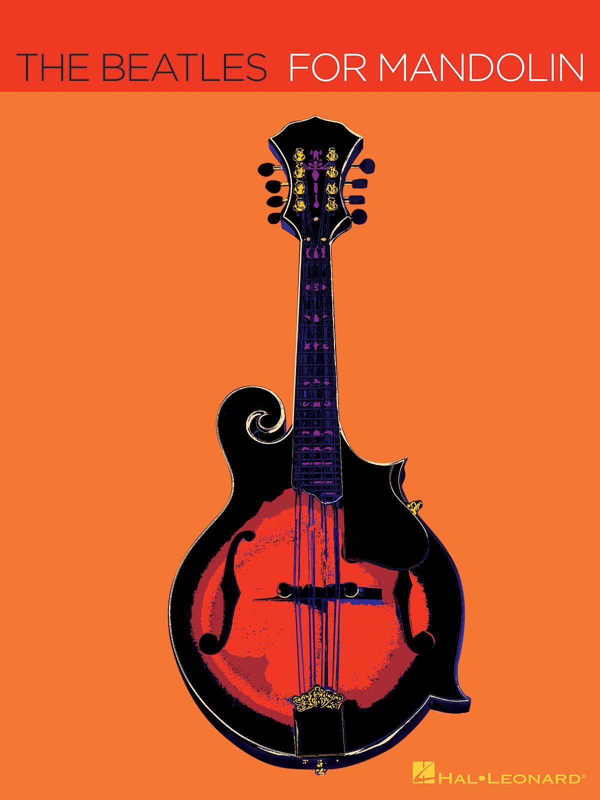 The Beatles: The Beatles for Mandolin: Mandolin: Instrumental Album