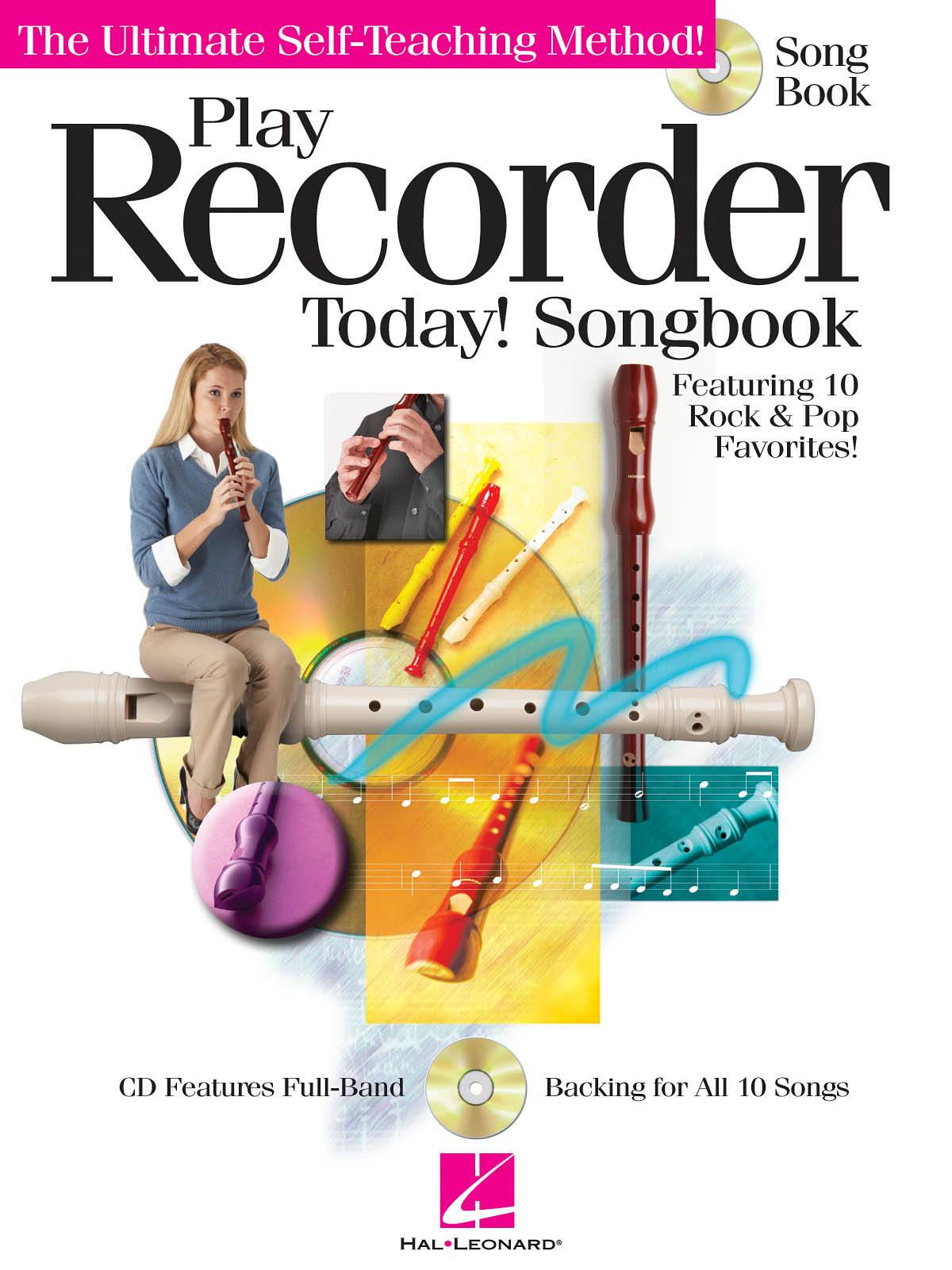 Play Recorder Today! Songbook: Recorder: Instrumental Album