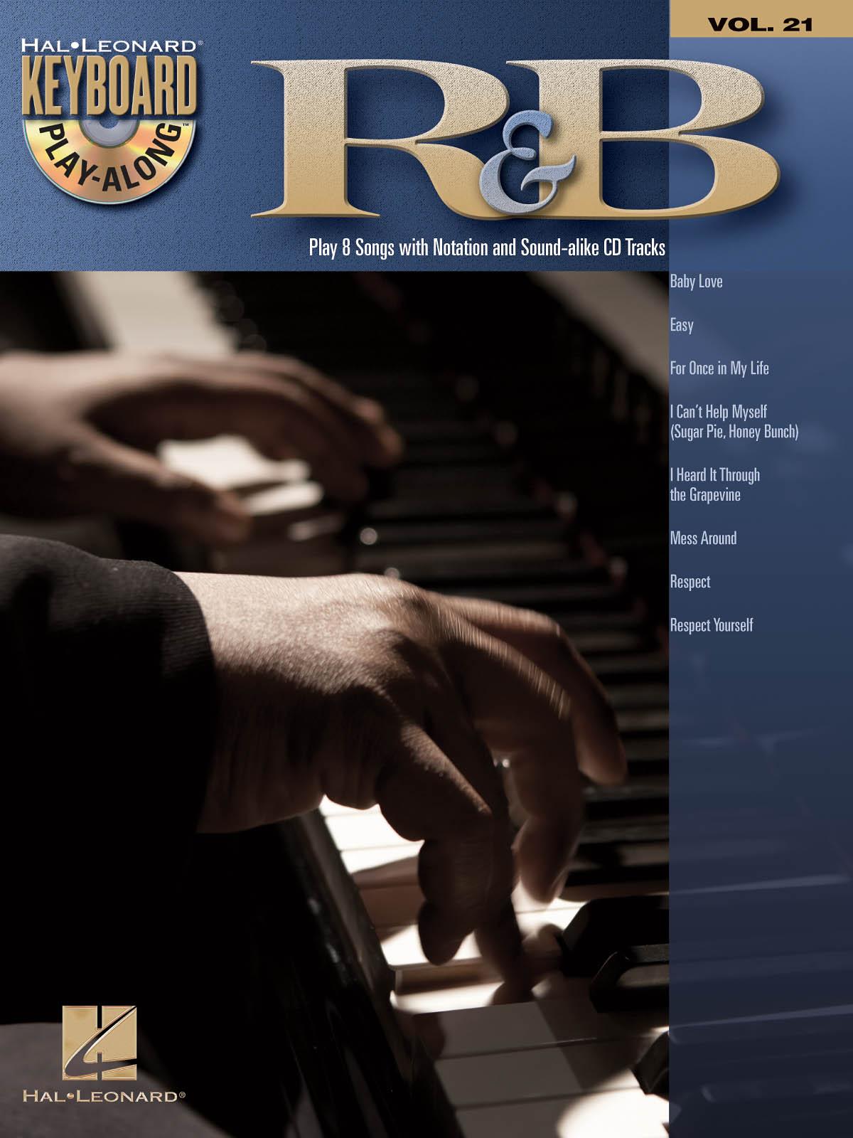 R&B: Piano: Instrumental Album