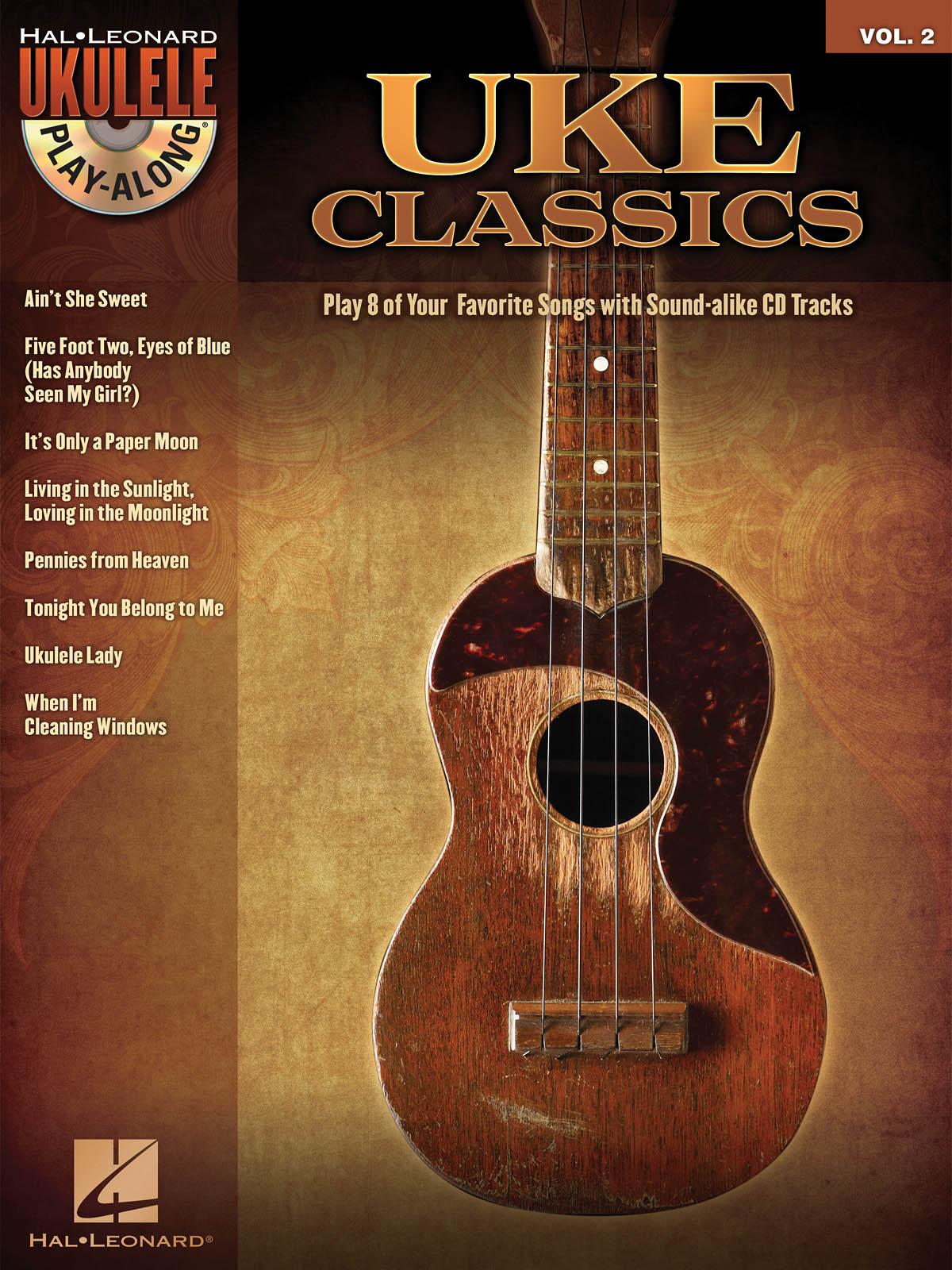 Uke Classics: Ukulele Solo: Instrumental Album