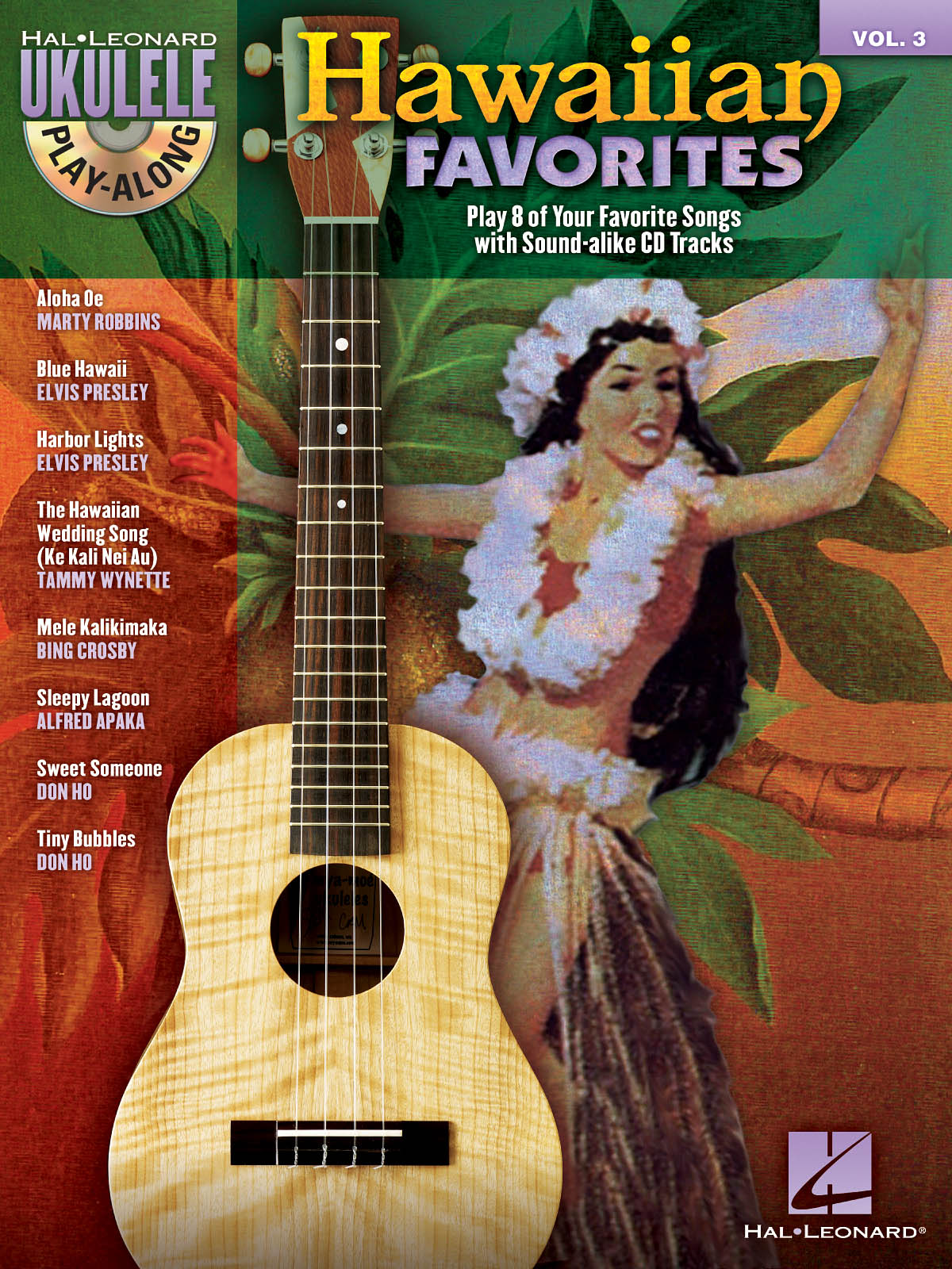 Hawaiian Favorites: Ukulele Solo: Instrumental Album