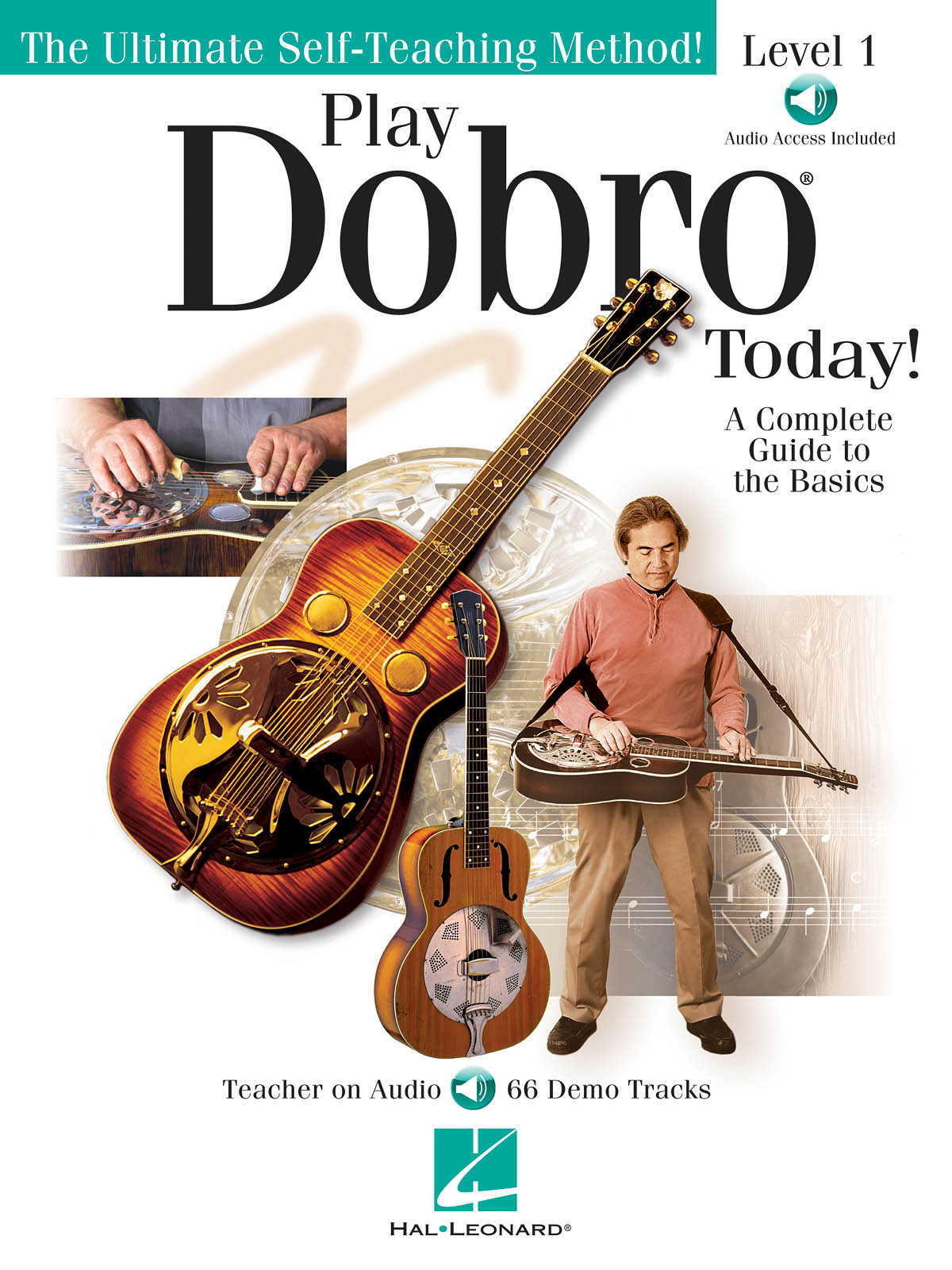 Stacy Phillips: Play Dobro Today! - Level 1: Guitar Solo: Instrumental Tutor