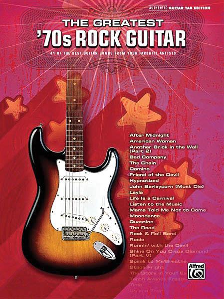 The Greatest '70s Rock Guitar: Guitar Solo: Instrumental Album