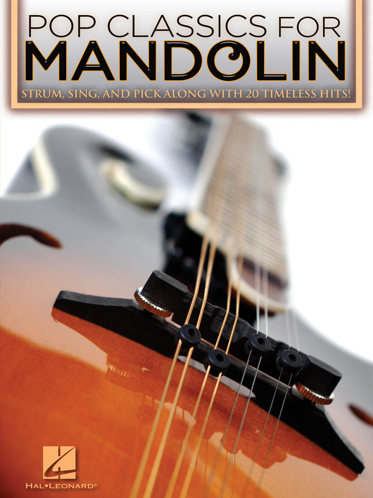 Pop Classics For Mandolin: Mandolin: Instrumental Album