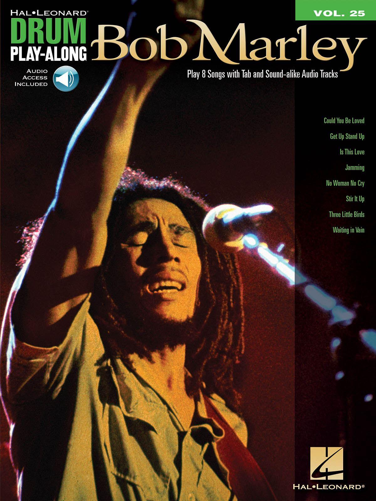 Bob Marley: Bob Marley: Drums: Instrumental Album
