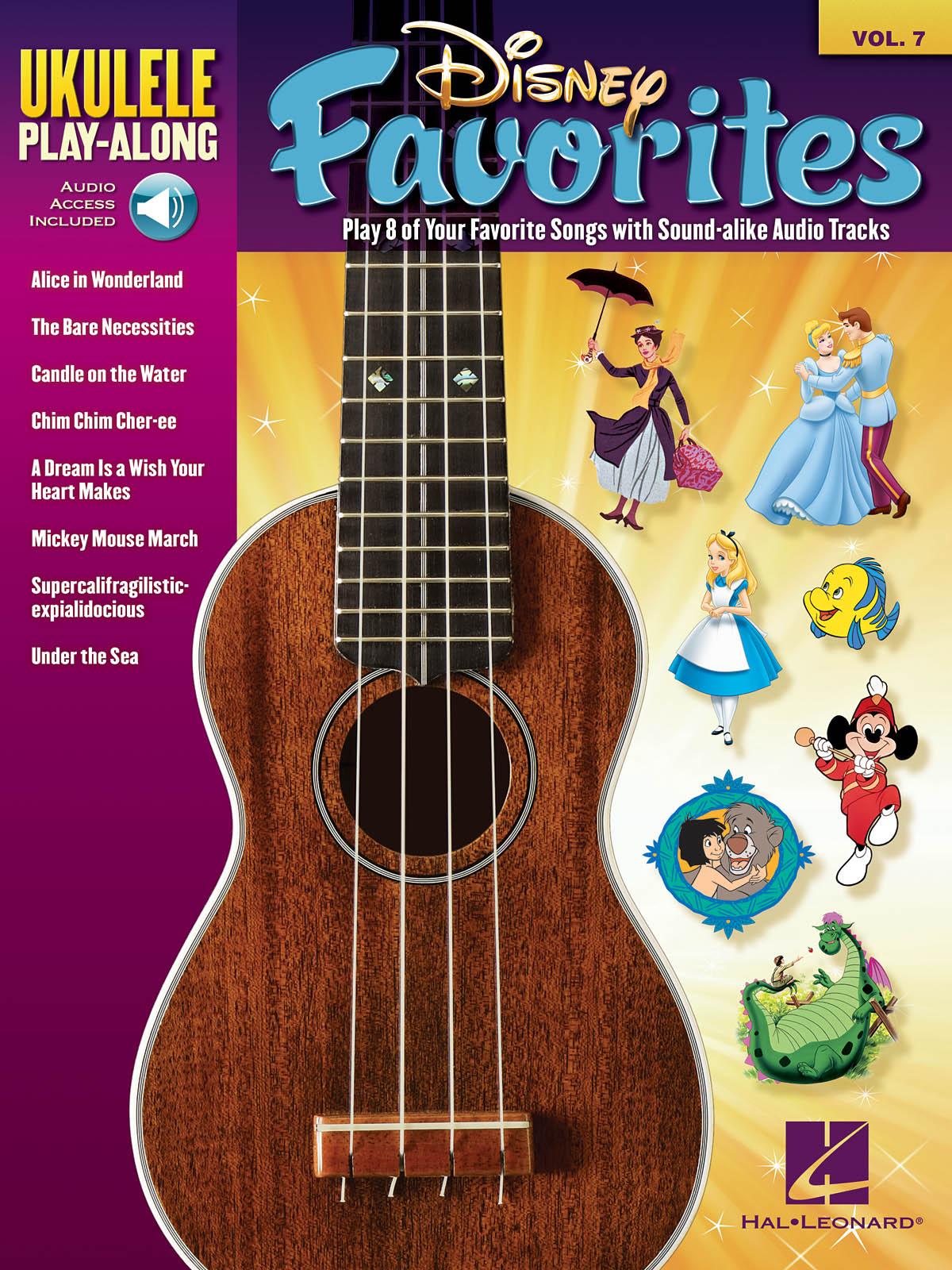 Disney Favorites: Ukulele Solo: Instrumental Album