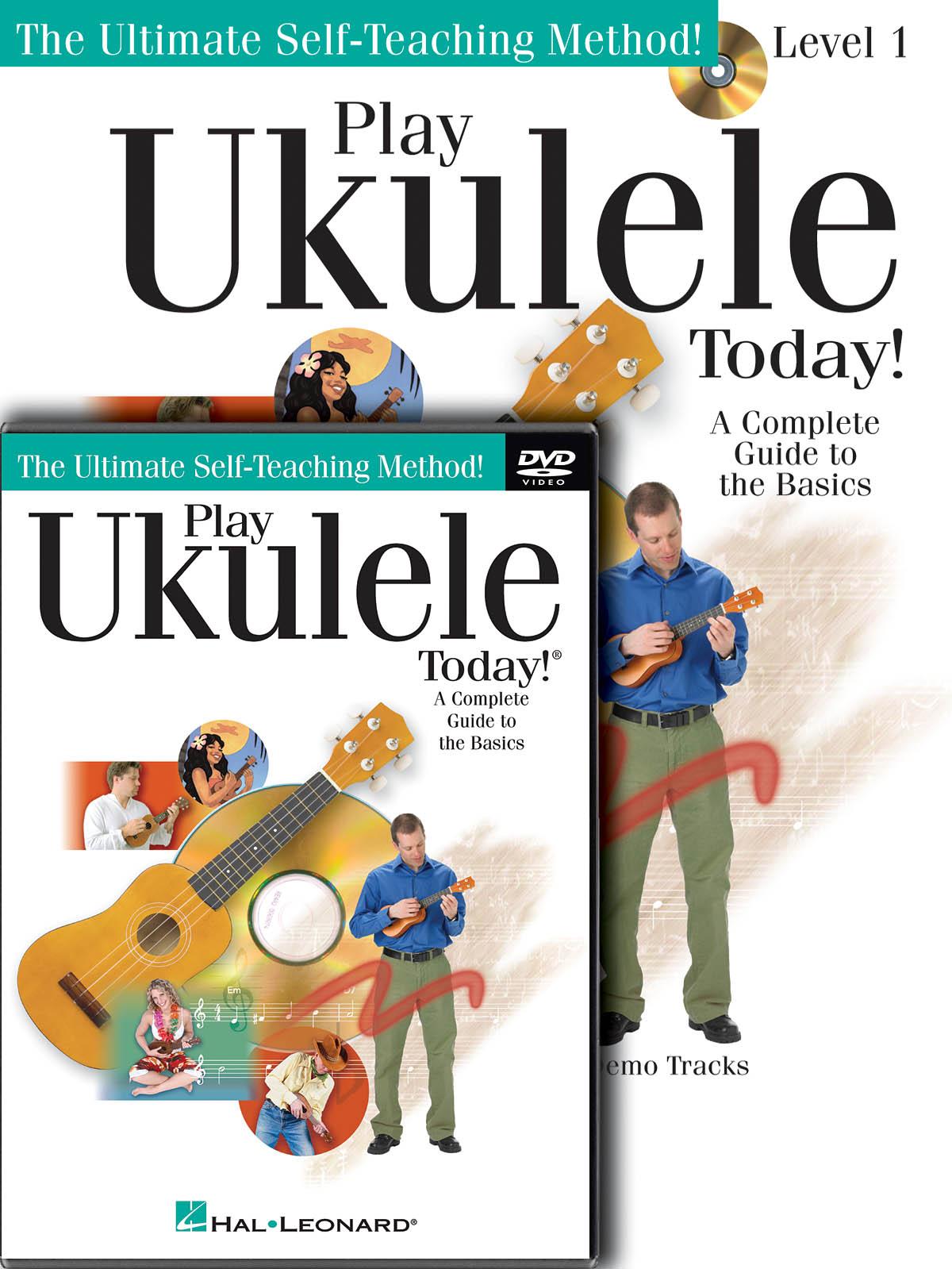 Play Ukulele Today! Beginner's Pack: Ukulele Solo: Instrumental Album
