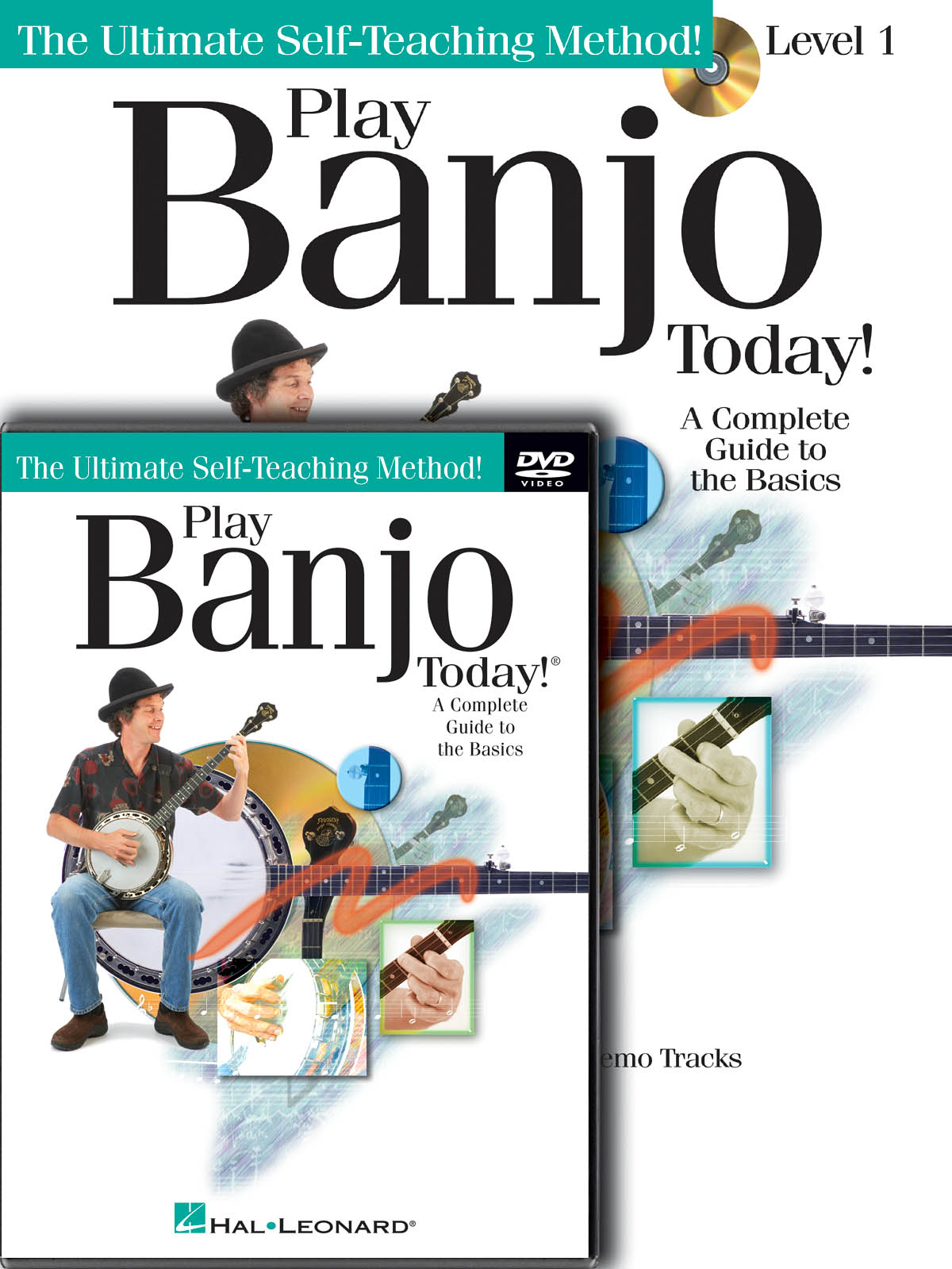 Play Banjo Today! Beginner's Pack: Banjo: Instrumental Album
