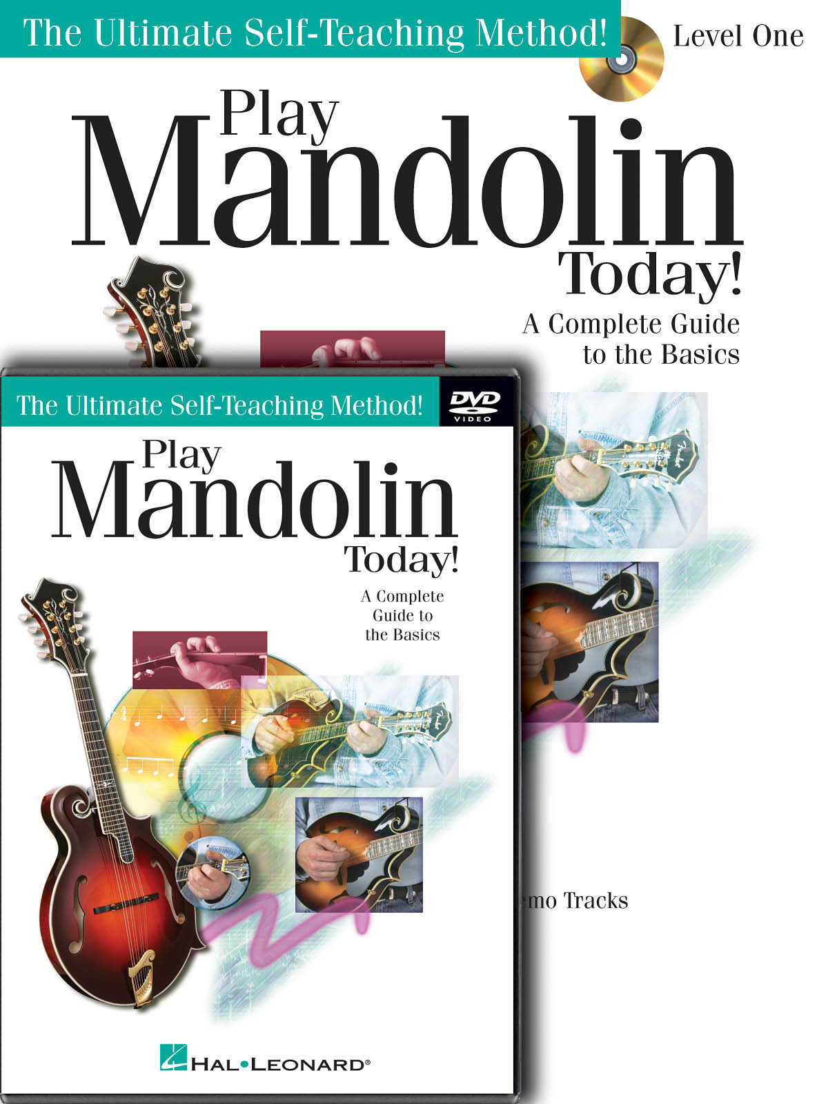 Play Mandolin Today! Beginner's Pack: Mandolin: Instrumental Tutor