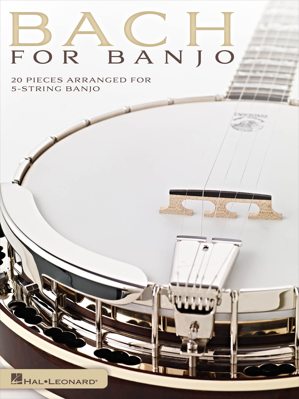 Johann Sebastian Bach: Bach for Banjo: Banjo: Instrumental Album