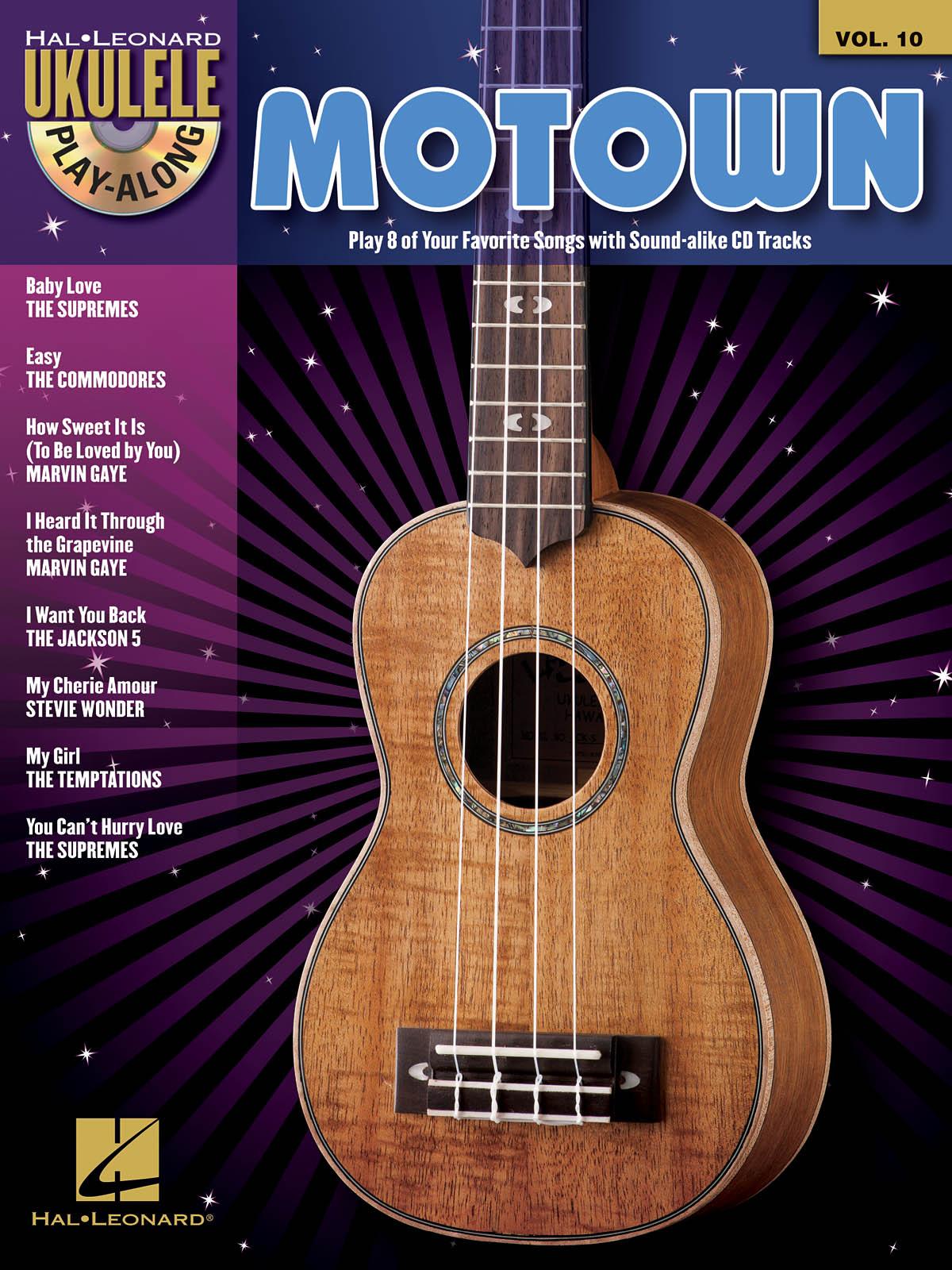 Motown: Ukulele Solo: Instrumental Album