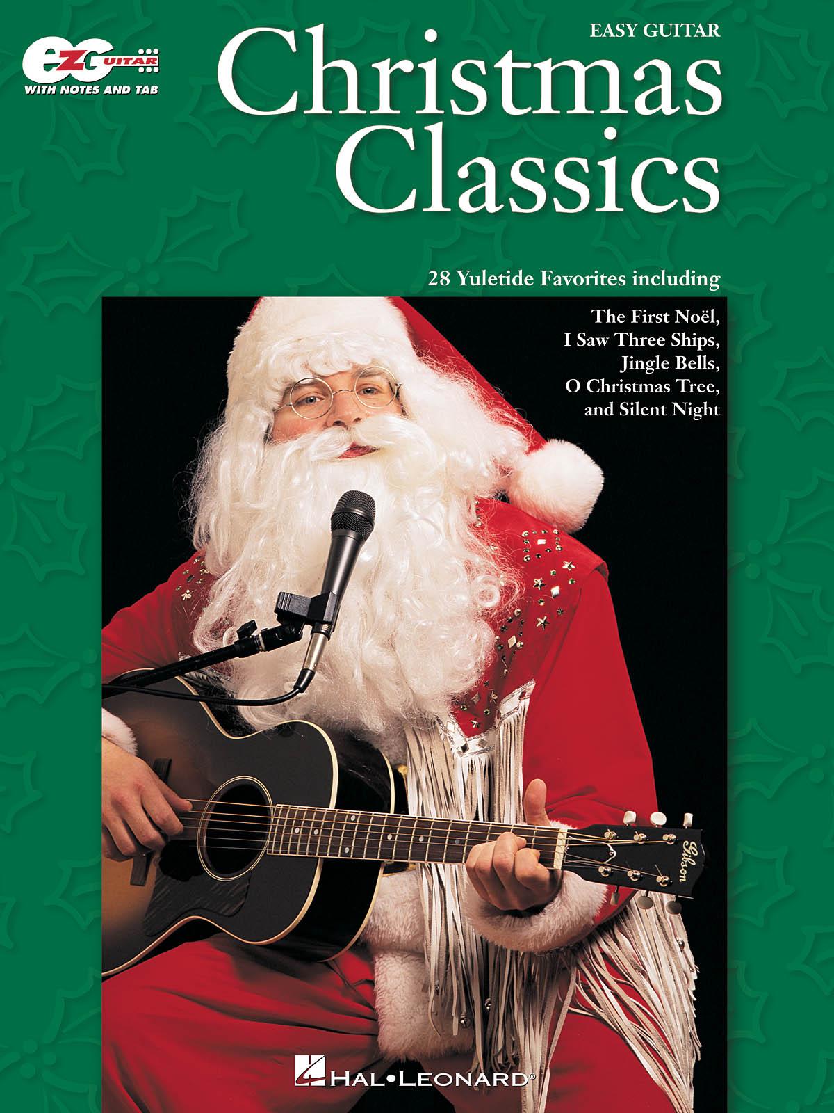 Christmas Classics: Guitar Solo: Instrumental Album
