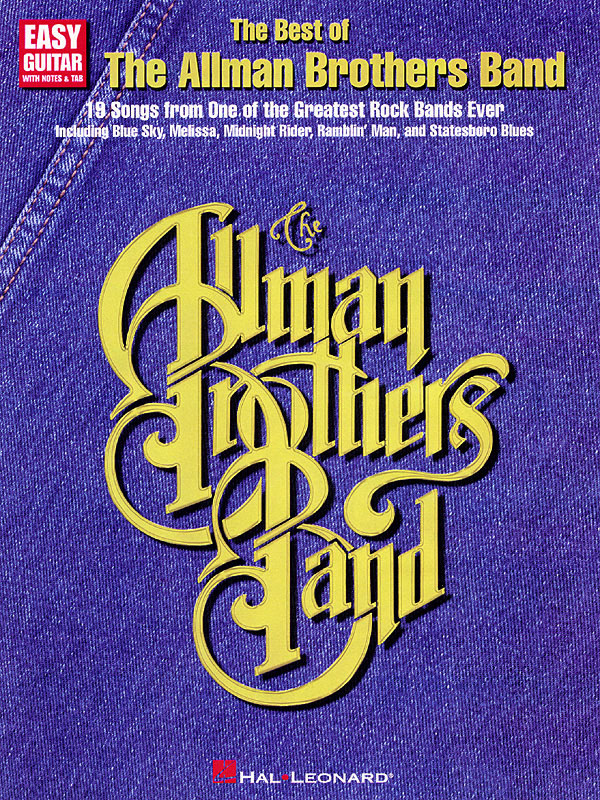 Allman Brothers: The Best of the Allman Brothers Band: Guitar Solo: Instrumental